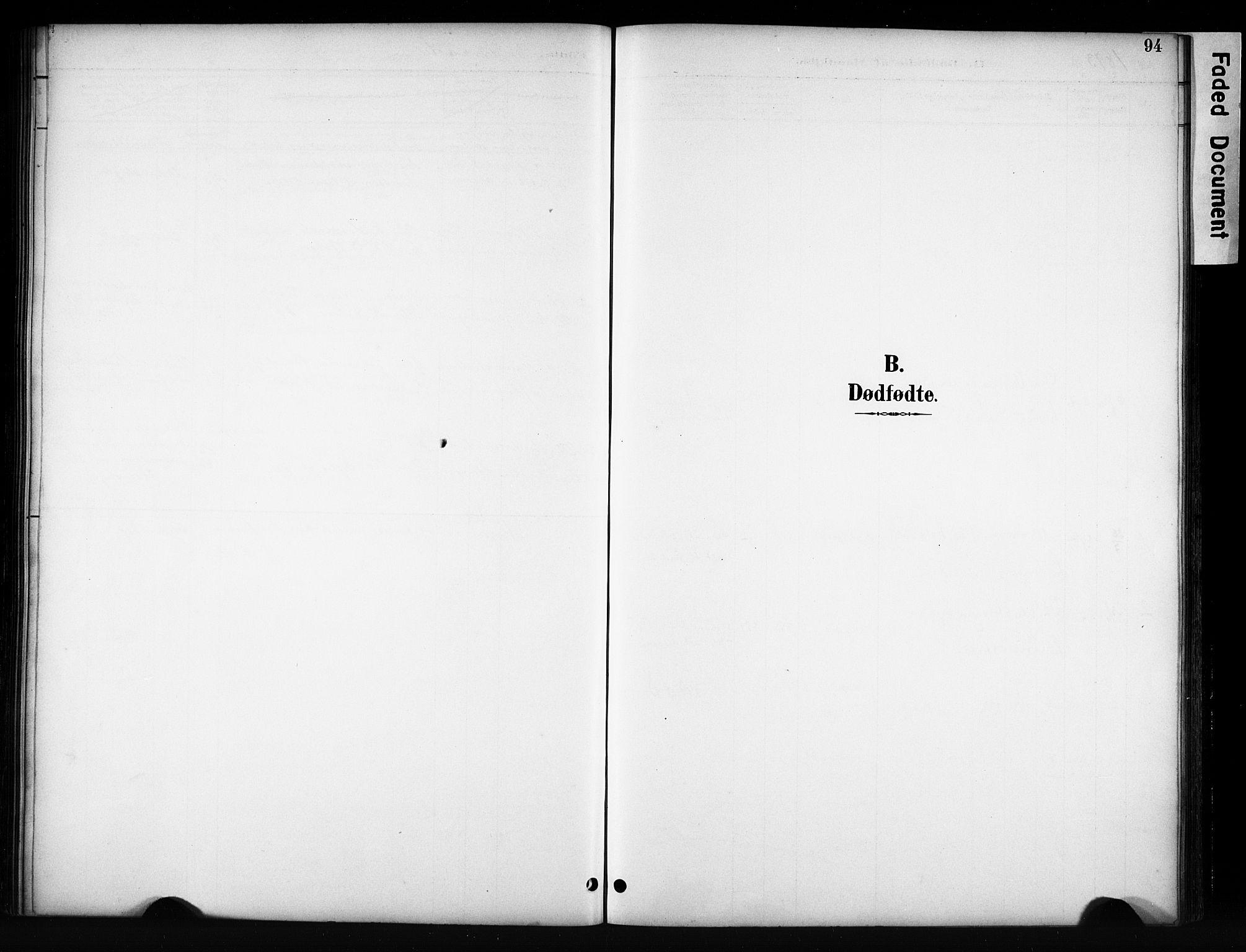 SAH, Vang prestekontor, Valdres, Klokkerbok nr. 6, 1893-1918, s. 94