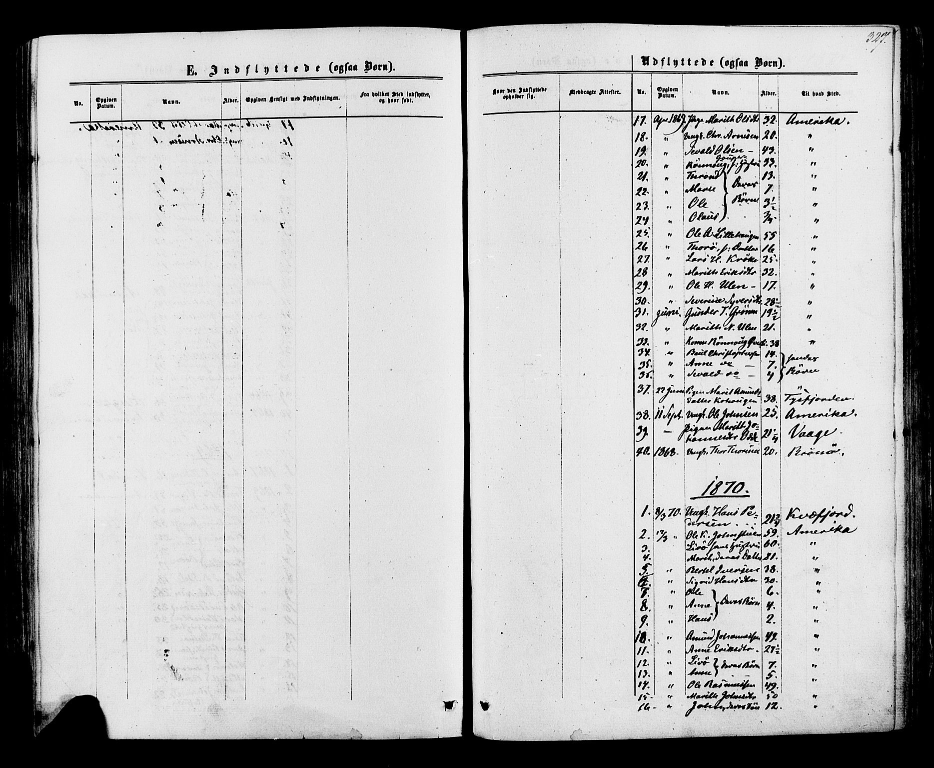 SAH, Lom prestekontor, K/L0007: Ministerialbok nr. 7, 1863-1884, s. 327
