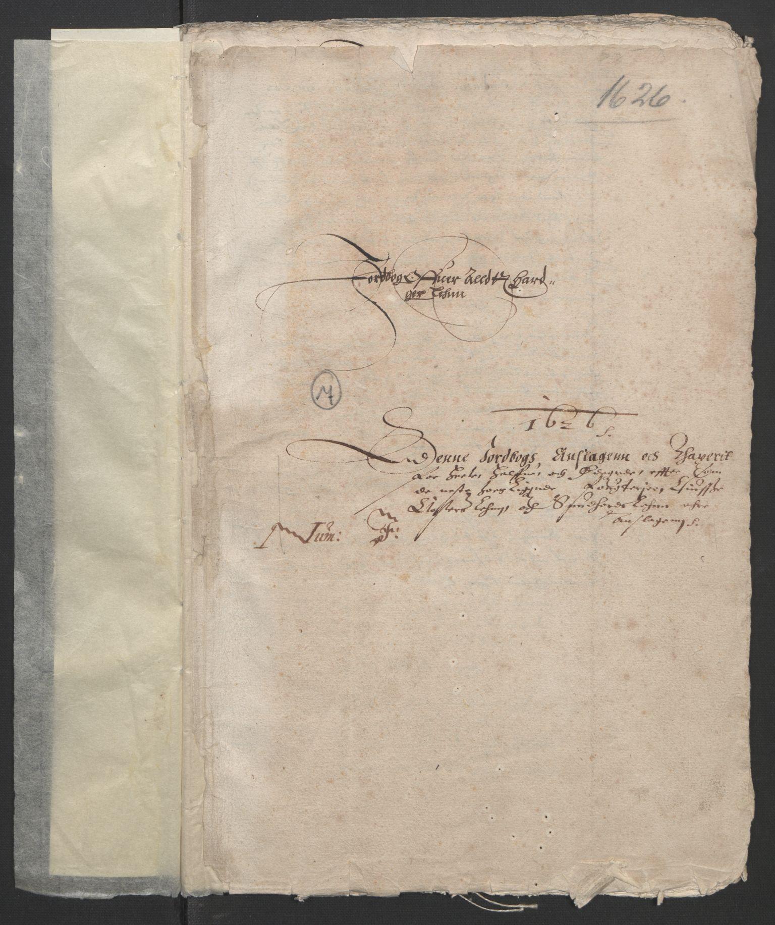 RA, Stattholderembetet 1572-1771, Ek/L0004: Jordebøker til utlikning av garnisonsskatt 1624-1626:, 1626, s. 229