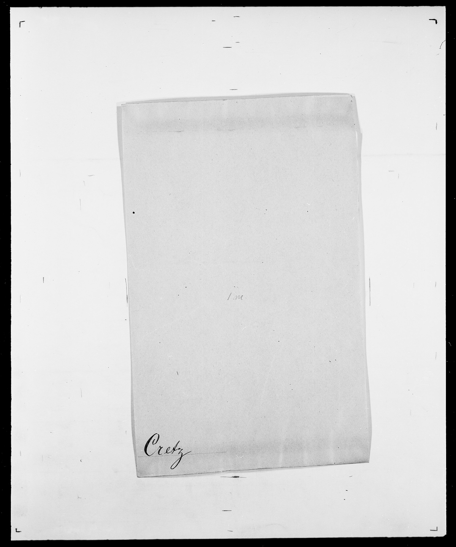 SAO, Delgobe, Charles Antoine - samling, D/Da/L0008: Capjon - Dagenbolt, s. 607