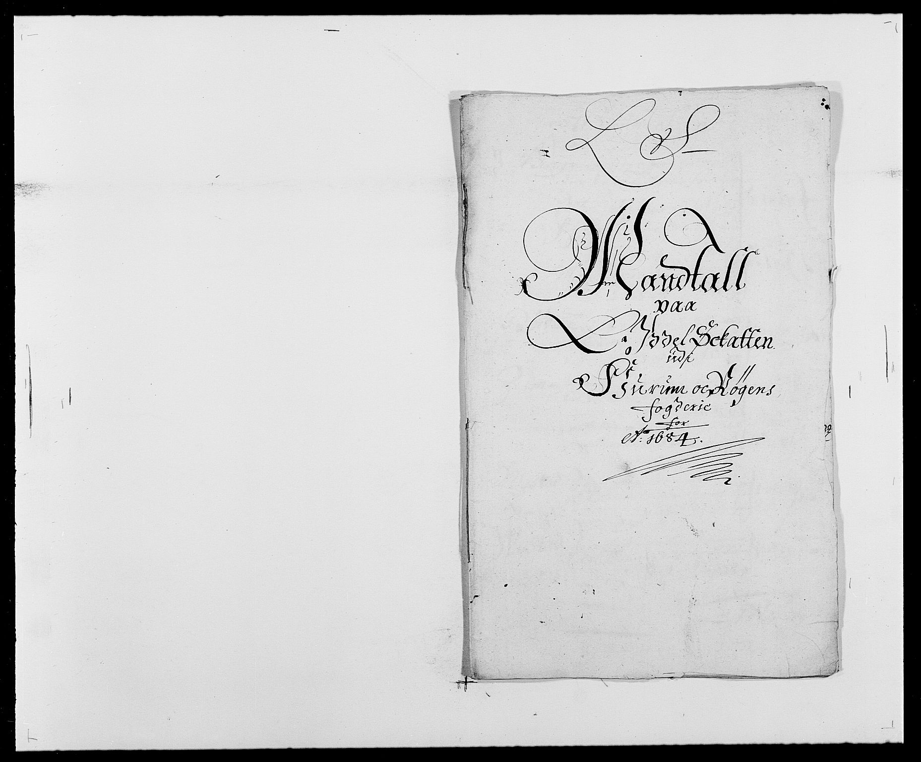 RA, Rentekammeret inntil 1814, Reviderte regnskaper, Fogderegnskap, R29/L1692: Fogderegnskap Hurum og Røyken, 1682-1687, s. 196