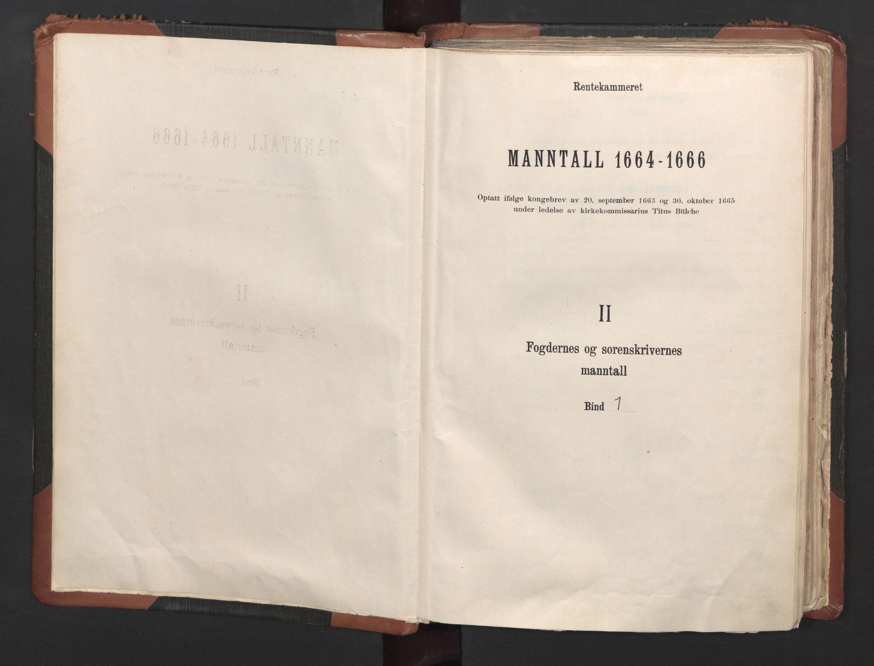 RA, Fogdenes og sorenskrivernes manntall 1664-1666, nr. 1: Fogderier (len og skipreider) i nåværende Østfold fylke, 1664, s. upaginert