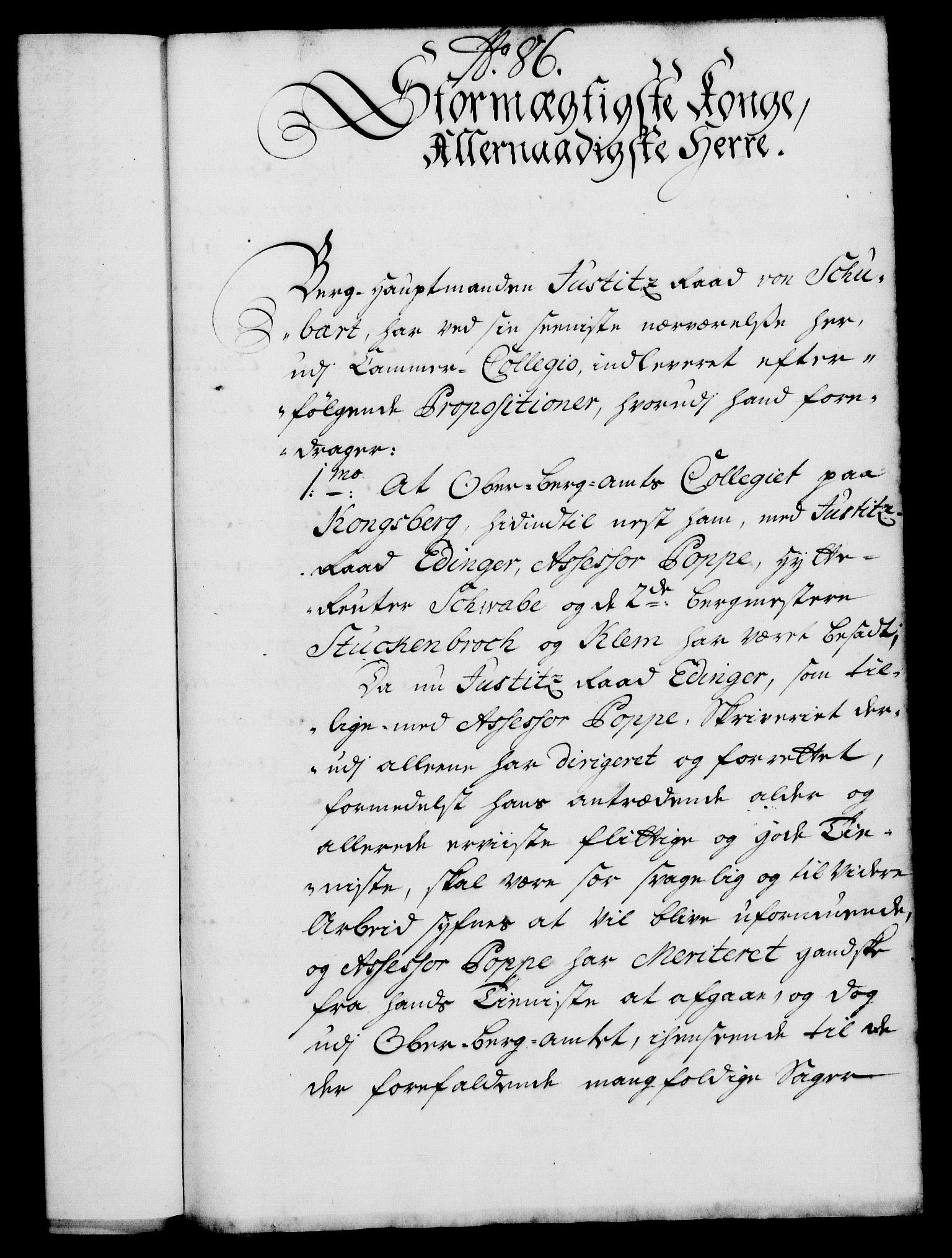 RA, Rentekammeret, Kammerkanselliet, G/Gf/Gfa/L0018: Norsk relasjons- og resolusjonsprotokoll (merket RK 52.18), 1735, s. 565