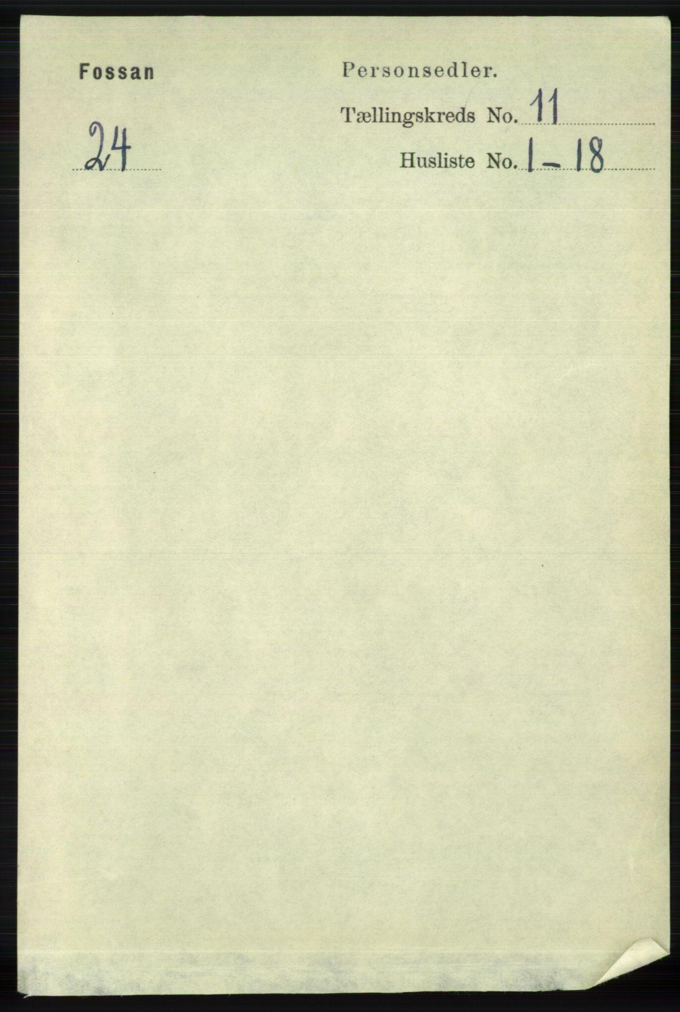 RA, Folketelling 1891 for 1129 Forsand herred, 1891, s. 1794