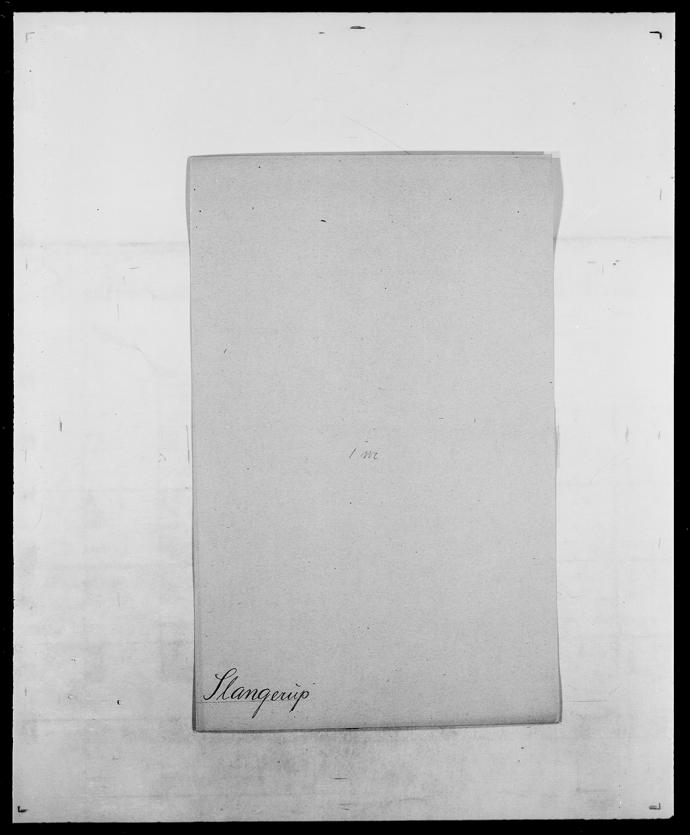 SAO, Delgobe, Charles Antoine - samling, D/Da/L0036: Skaanør - Staverskov, s. 84