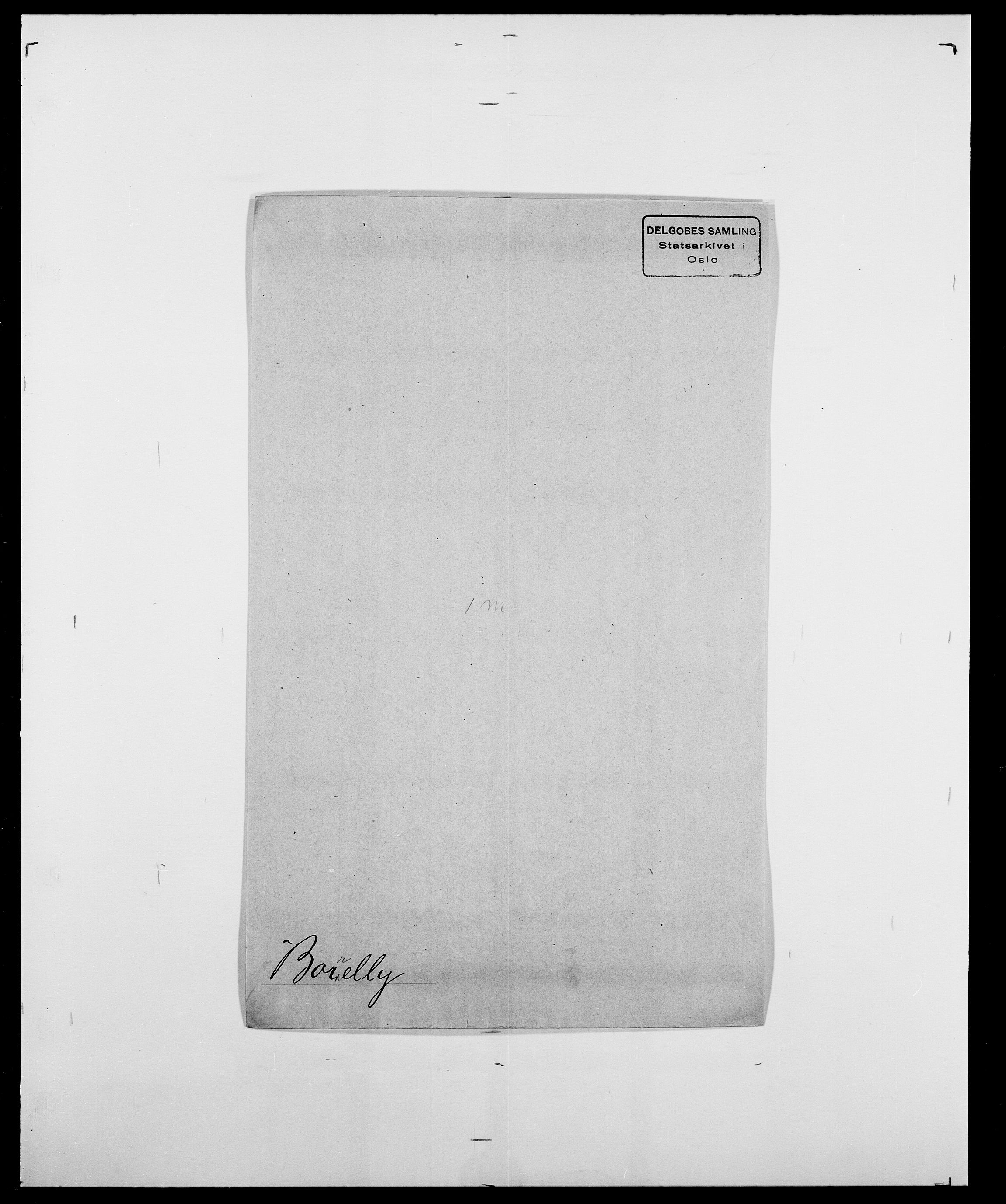 SAO, Delgobe, Charles Antoine - samling, D/Da/L0005: Boalth - Brahm, s. 305