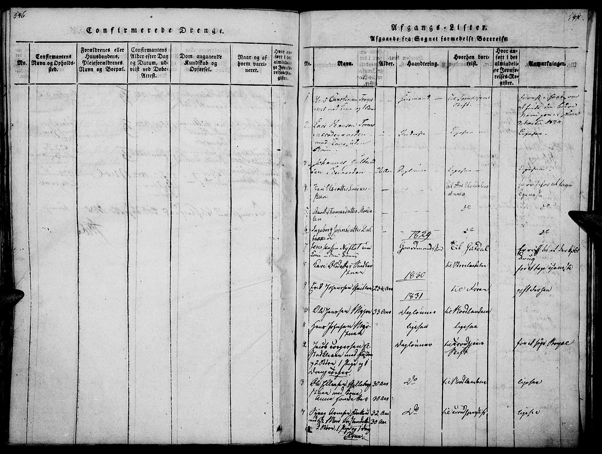 SAH, Ringebu prestekontor, Ministerialbok nr. 4, 1821-1839, s. 546-547