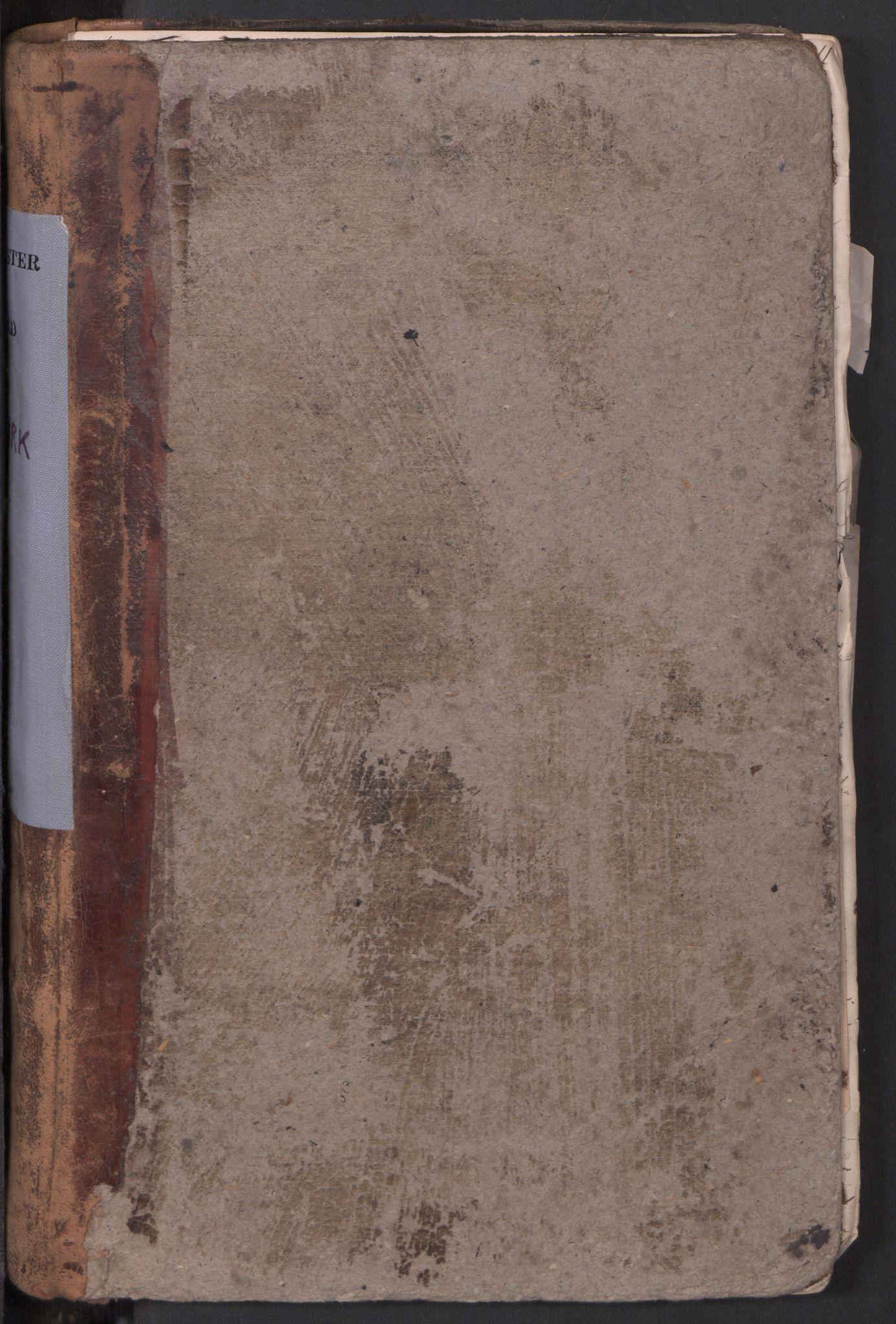 SAO, Norges brannkasse, branntakster Aremark, F/Fa/L0001: Branntakstprotokoll I, 1846-1880