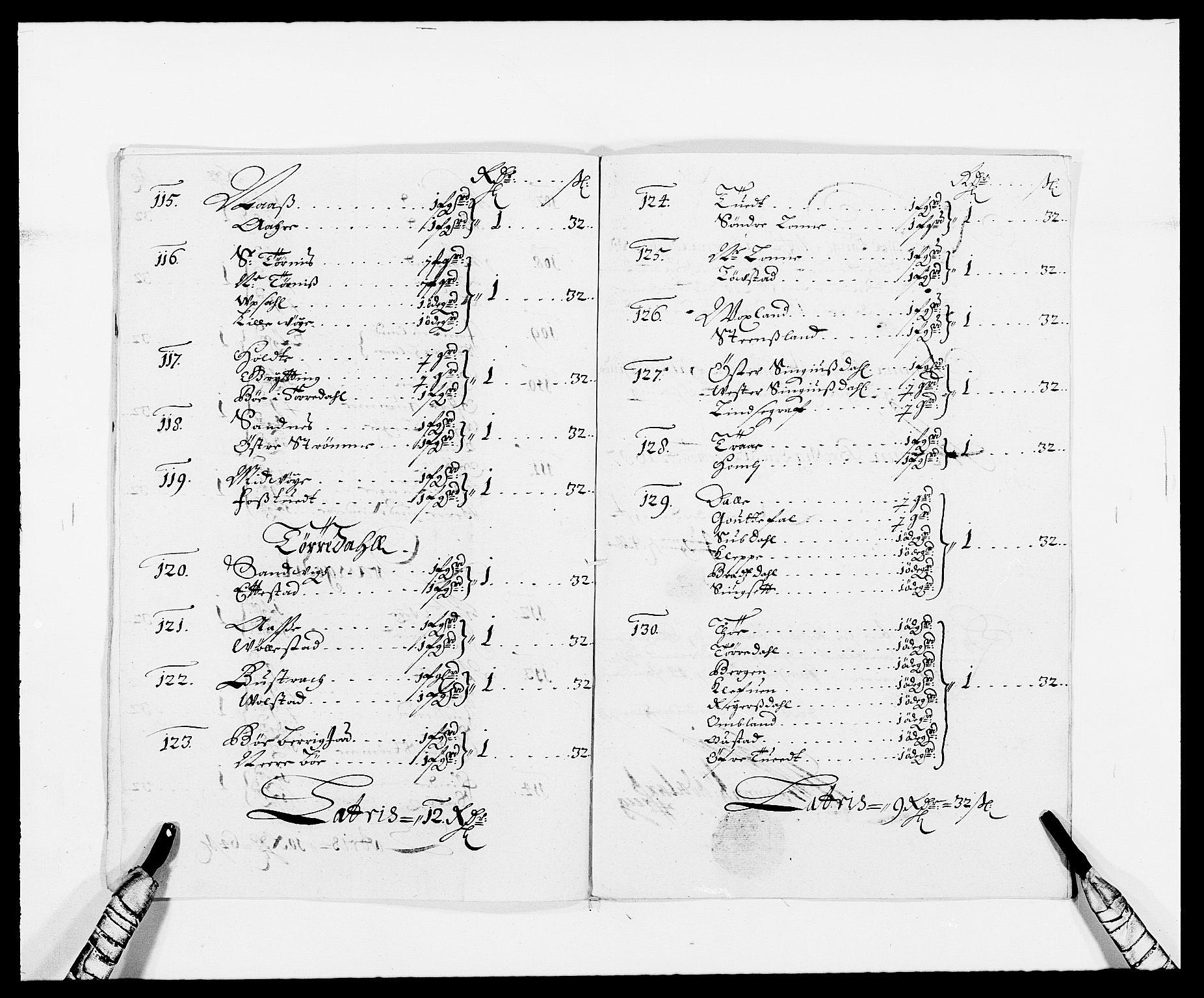 RA, Rentekammeret inntil 1814, Reviderte regnskaper, Fogderegnskap, R34/L2049: Fogderegnskap Bamble, 1685-1687, s. 303