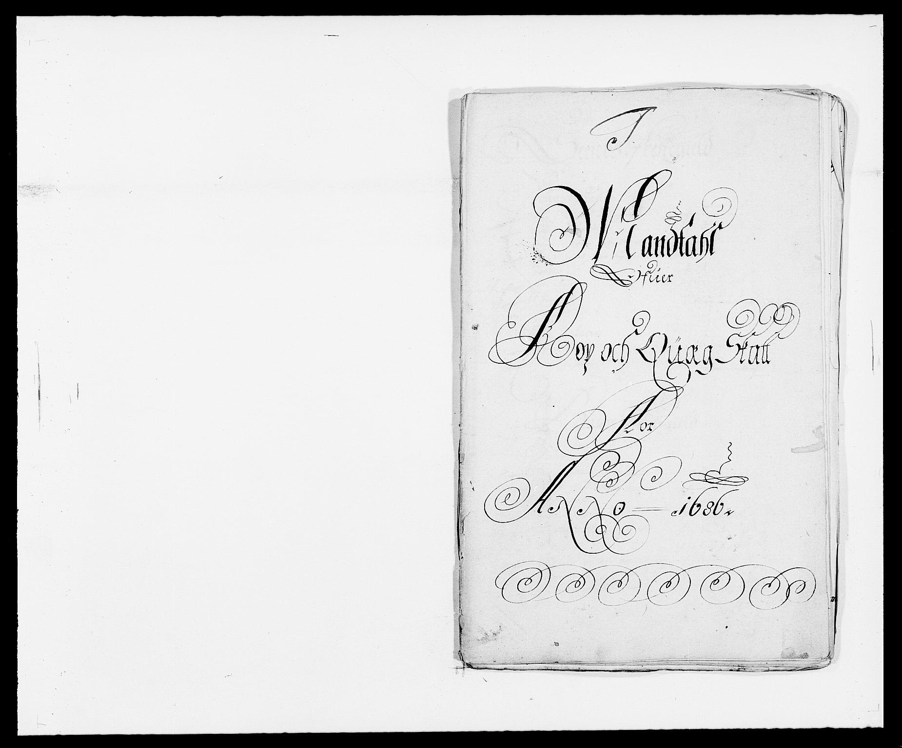 RA, Rentekammeret inntil 1814, Reviderte regnskaper, Fogderegnskap, R32/L1857: Fogderegnskap Jarlsberg grevskap, 1686-1690, s. 394