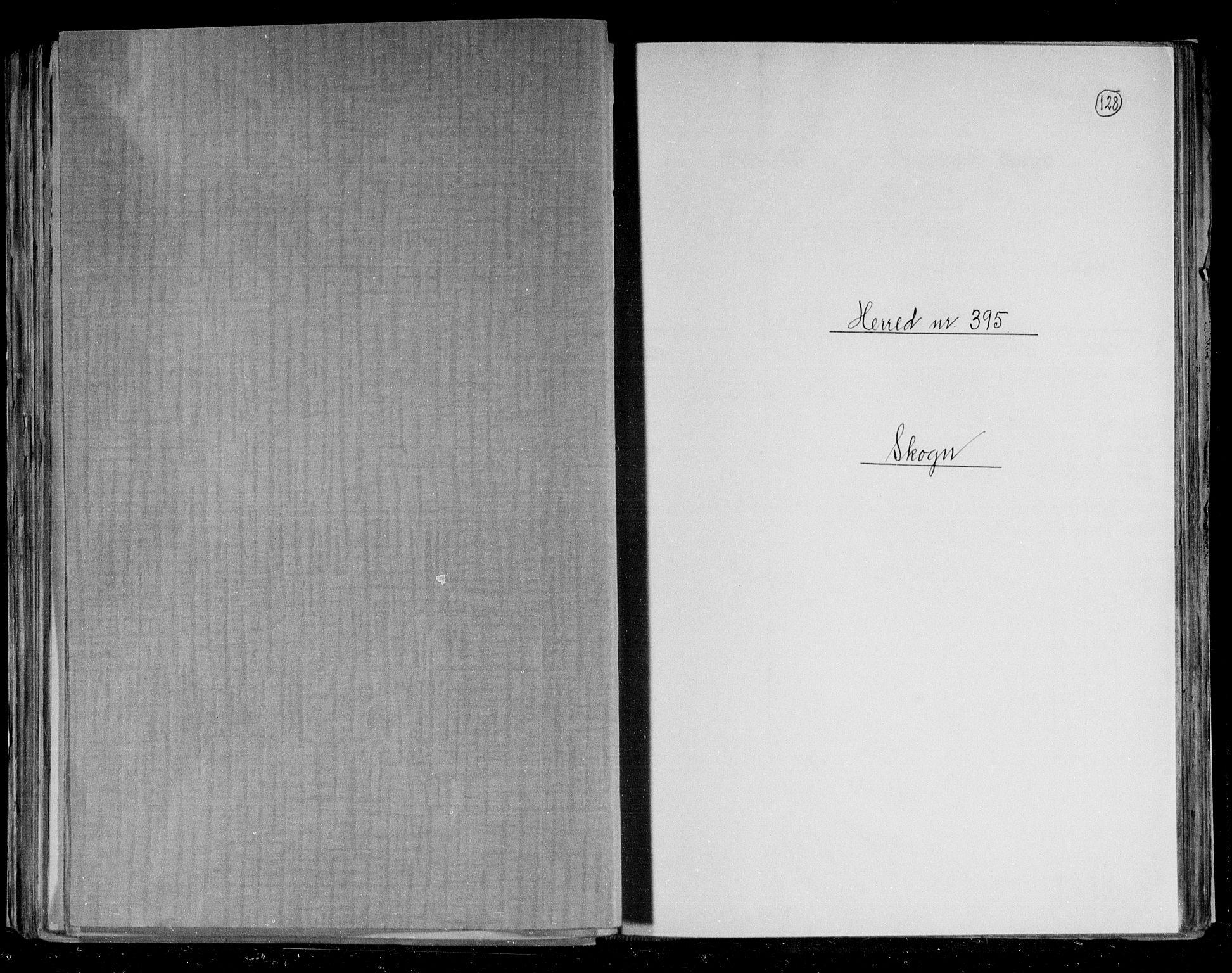 RA, Folketelling 1891 for 1719 Skogn herred, 1891, s. 1