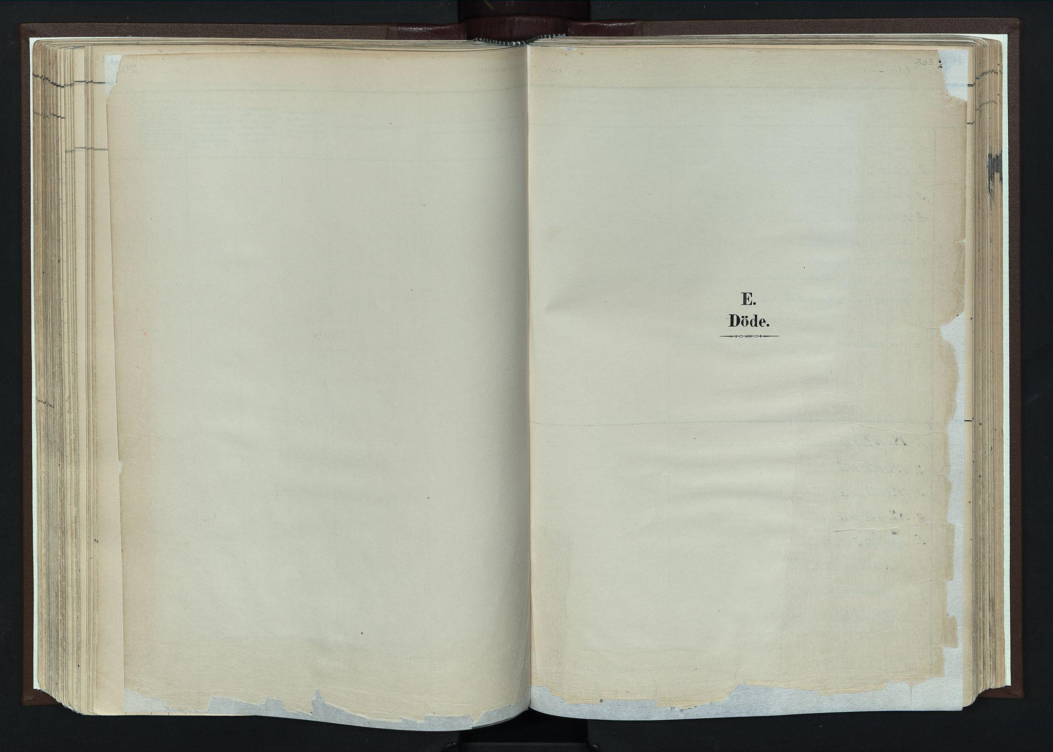 SAH, Nord-Fron prestekontor, Ministerialbok nr. 4, 1884-1914, s. 203