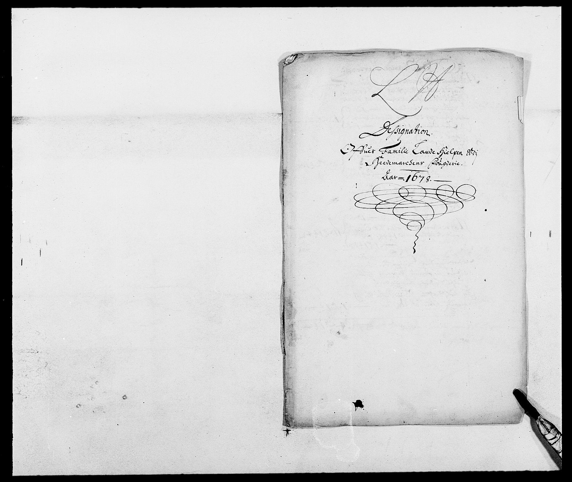 RA, Rentekammeret inntil 1814, Reviderte regnskaper, Fogderegnskap, R16/L1017: Fogderegnskap Hedmark, 1678-1679, s. 281