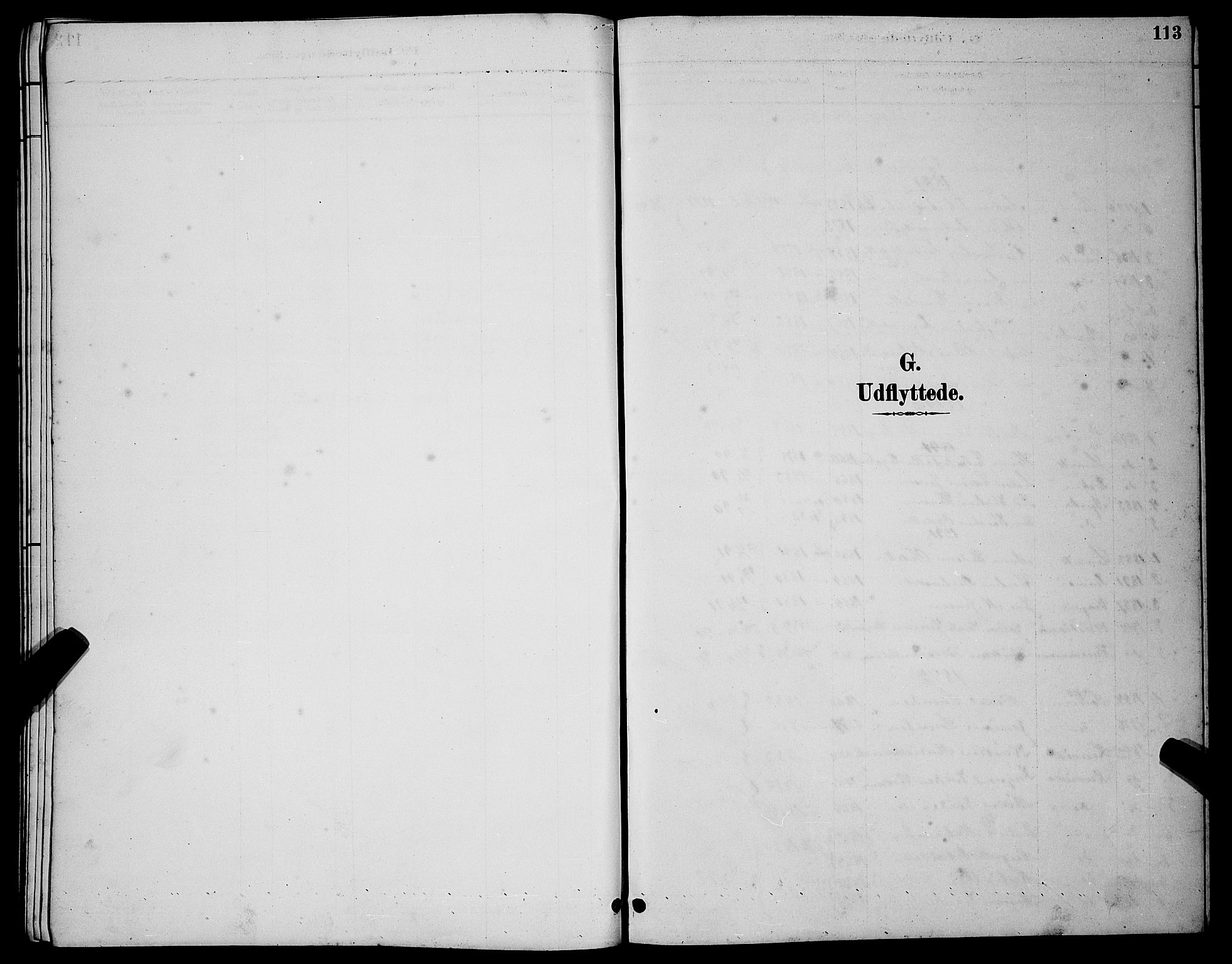 SATØ, Tranøy sokneprestkontor, I/Ia/Iab/L0004klokker: Klokkerbok nr. 4, 1888-1901, s. 113