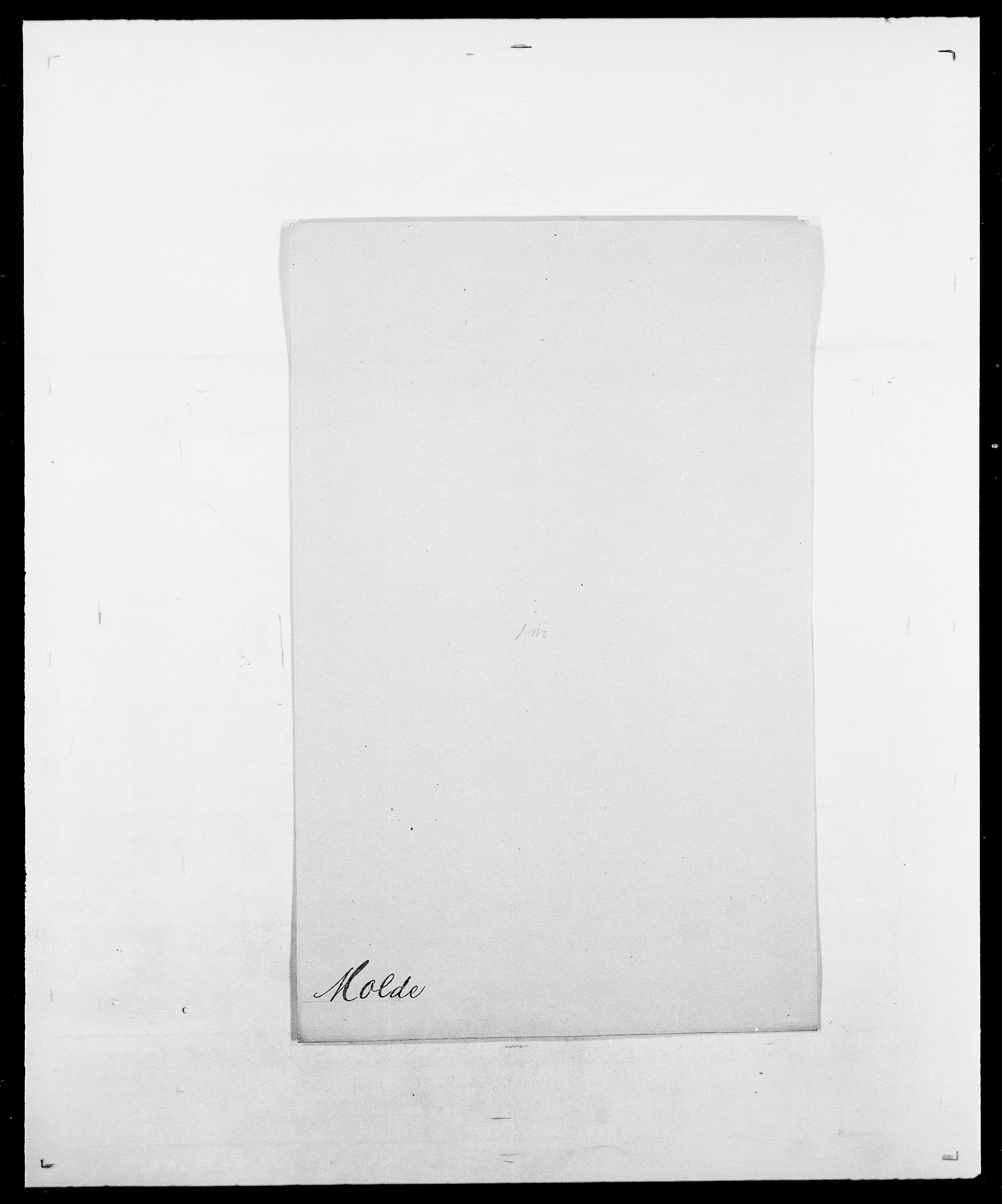 SAO, Delgobe, Charles Antoine - samling, D/Da/L0026: Mechelby - Montoppidan, s. 743