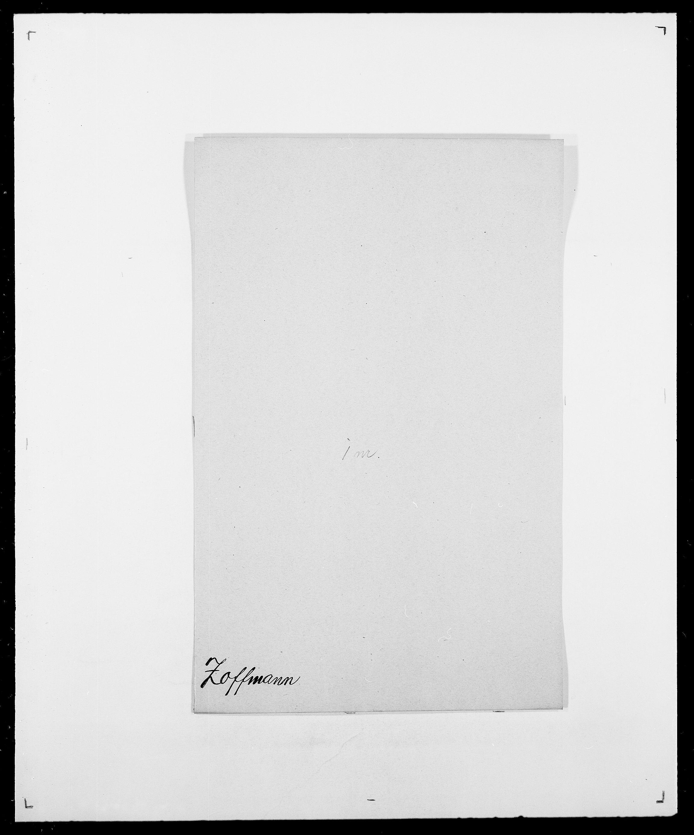 SAO, Delgobe, Charles Antoine - samling, D/Da/L0043: Wulfsberg - v. Zanten, s. 204