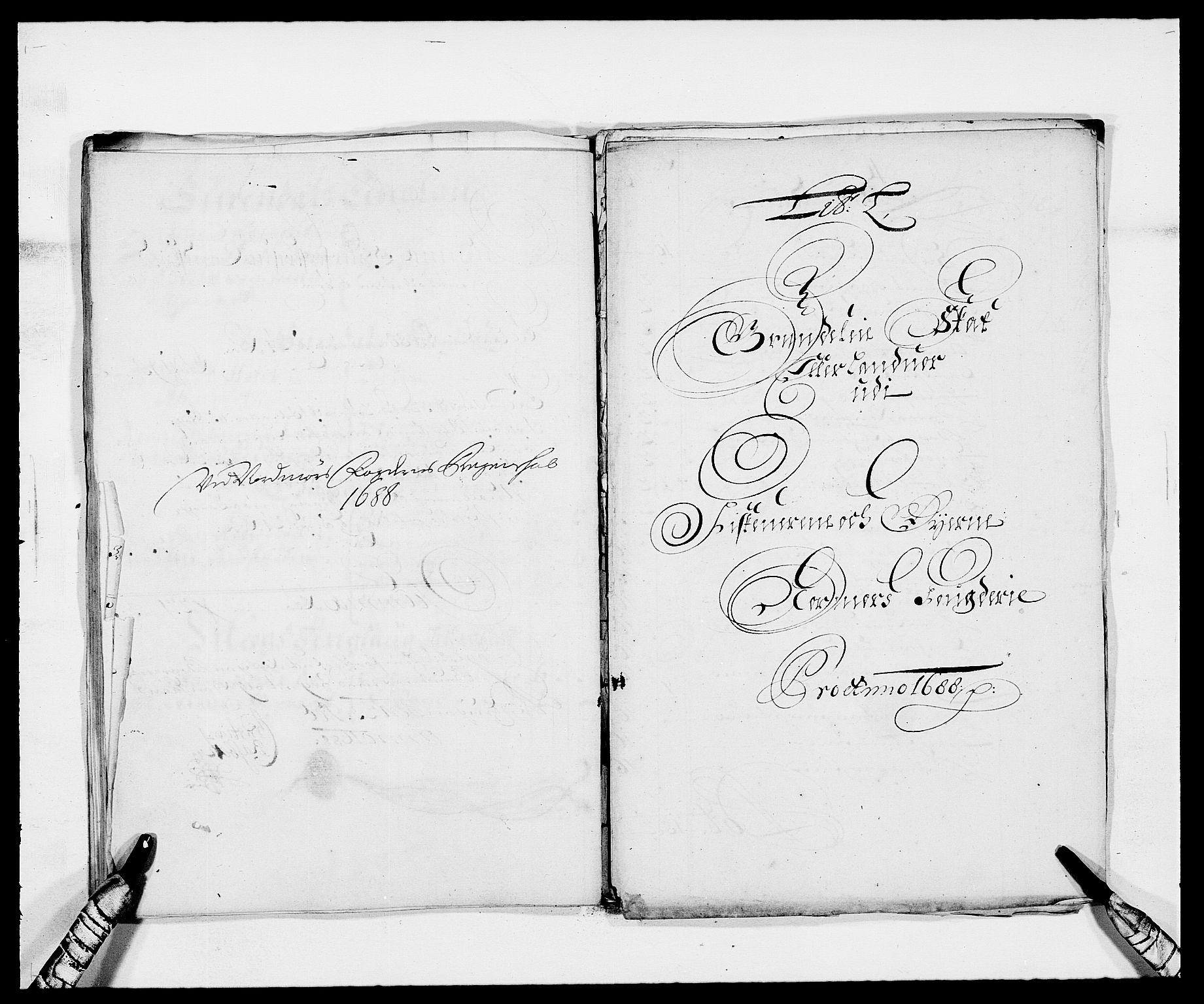 RA, Rentekammeret inntil 1814, Reviderte regnskaper, Fogderegnskap, R56/L3733: Fogderegnskap Nordmøre, 1687-1689, s. 295
