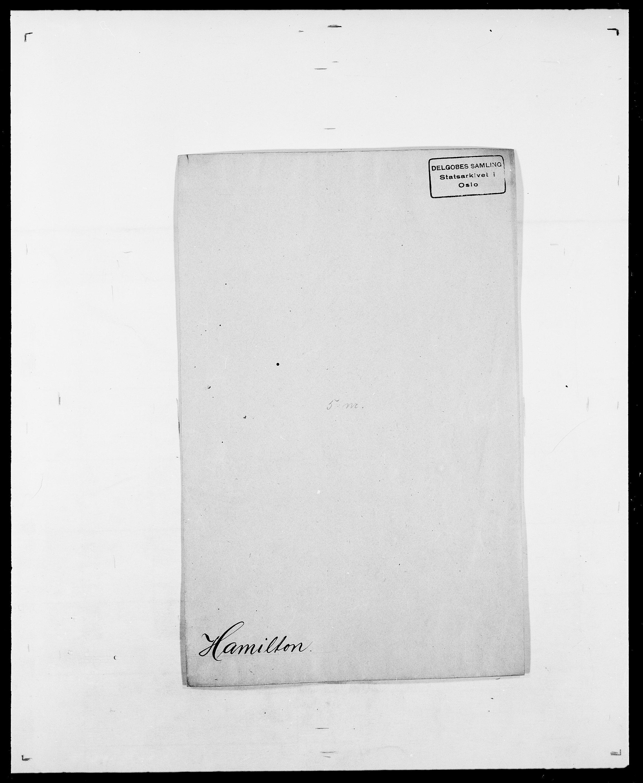 SAO, Delgobe, Charles Antoine - samling, D/Da/L0016: Hamborg - Hektoen, s. 14