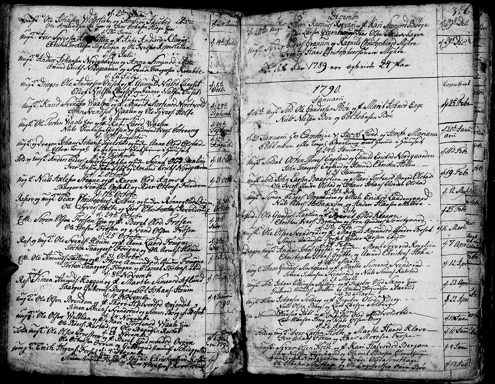SAH, Gausdal prestekontor, Ministerialbok nr. 3, 1758-1809, s. 346