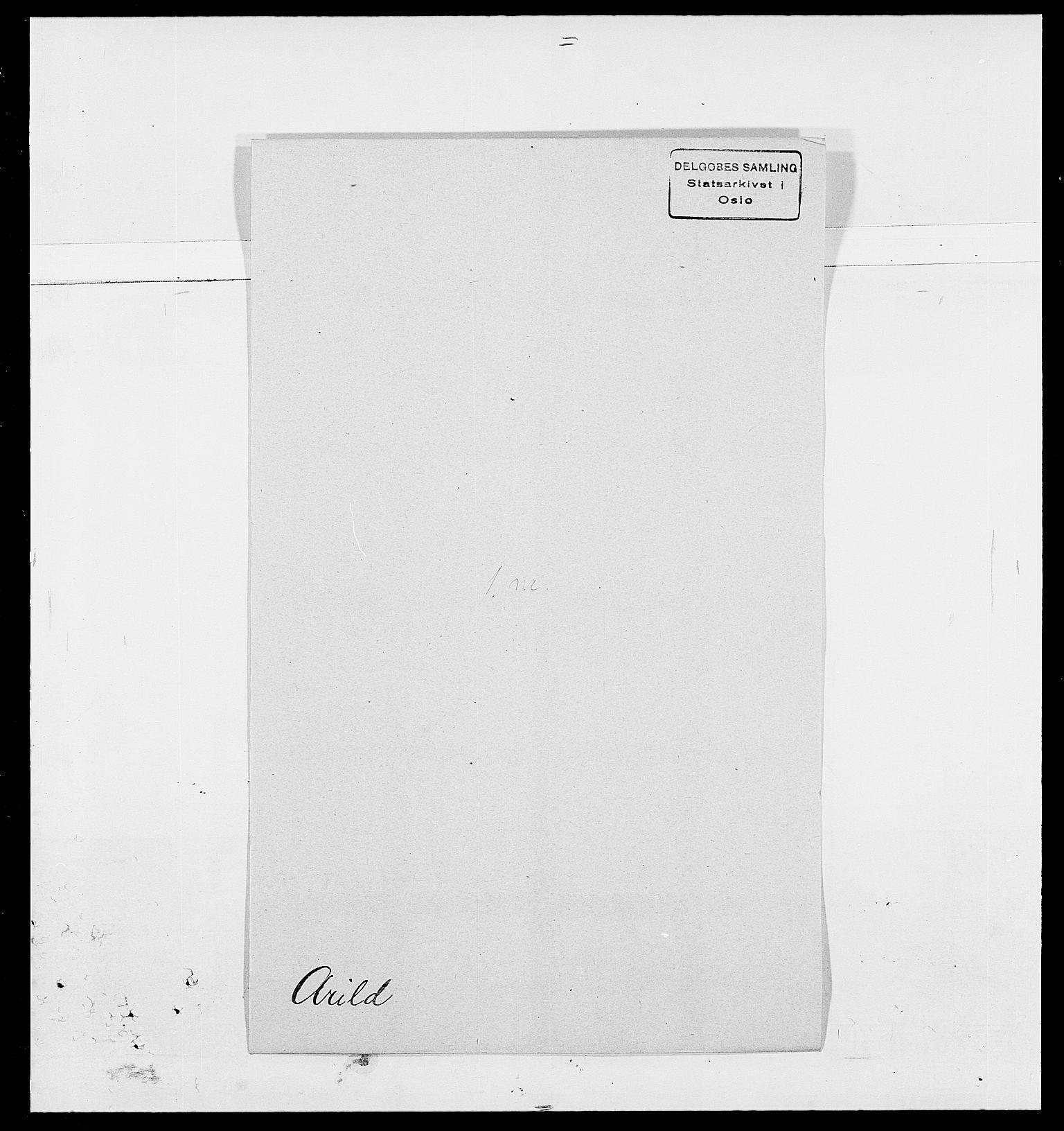 SAO, Delgobe, Charles Antoine - samling, D/Da/L0002: Anker, Ancher - Bauner, s. 302
