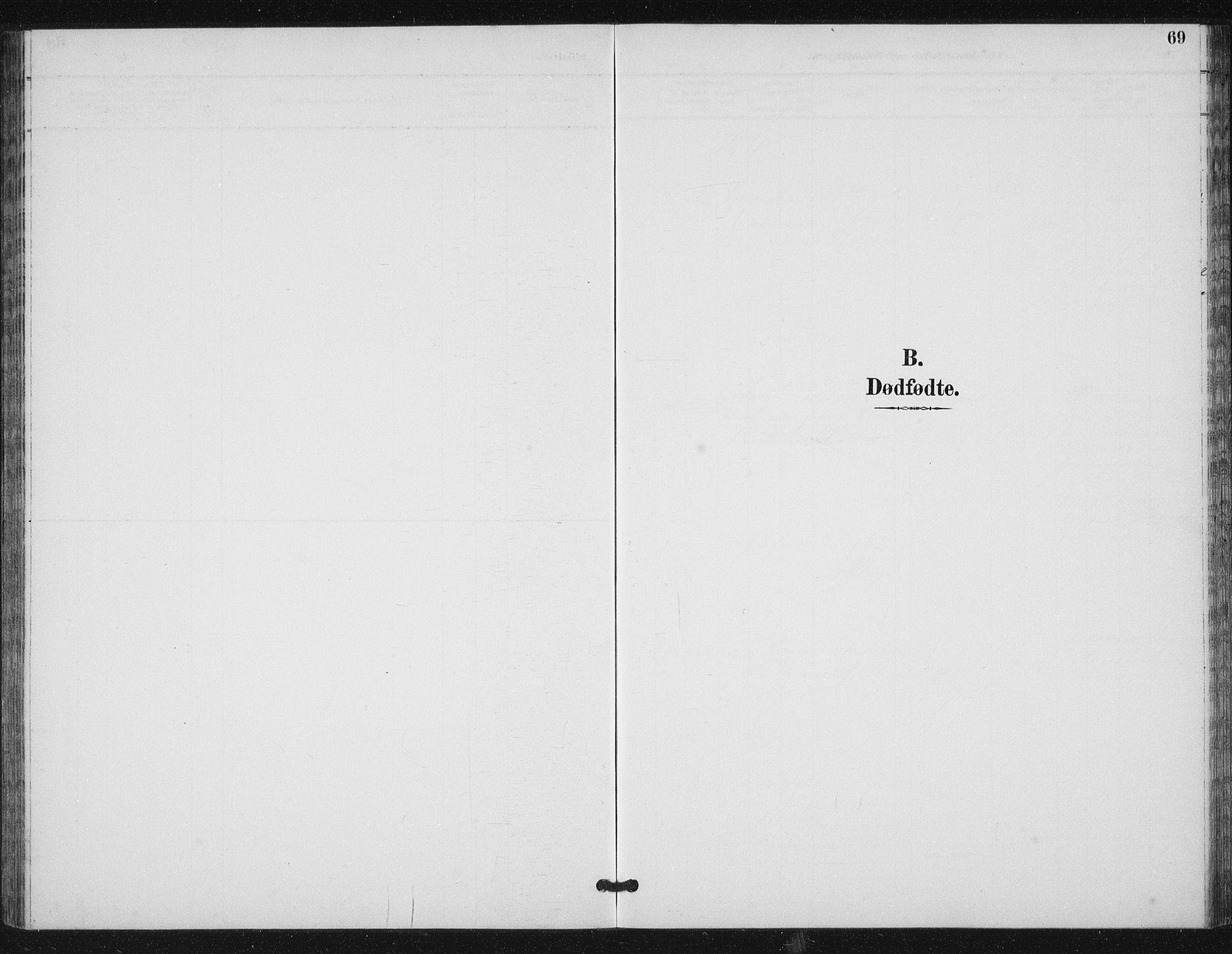 SAT, Ministerialprotokoller, klokkerbøker og fødselsregistre - Sør-Trøndelag, 656/L0698: Klokkerbok nr. 656C04, 1890-1904, s. 69
