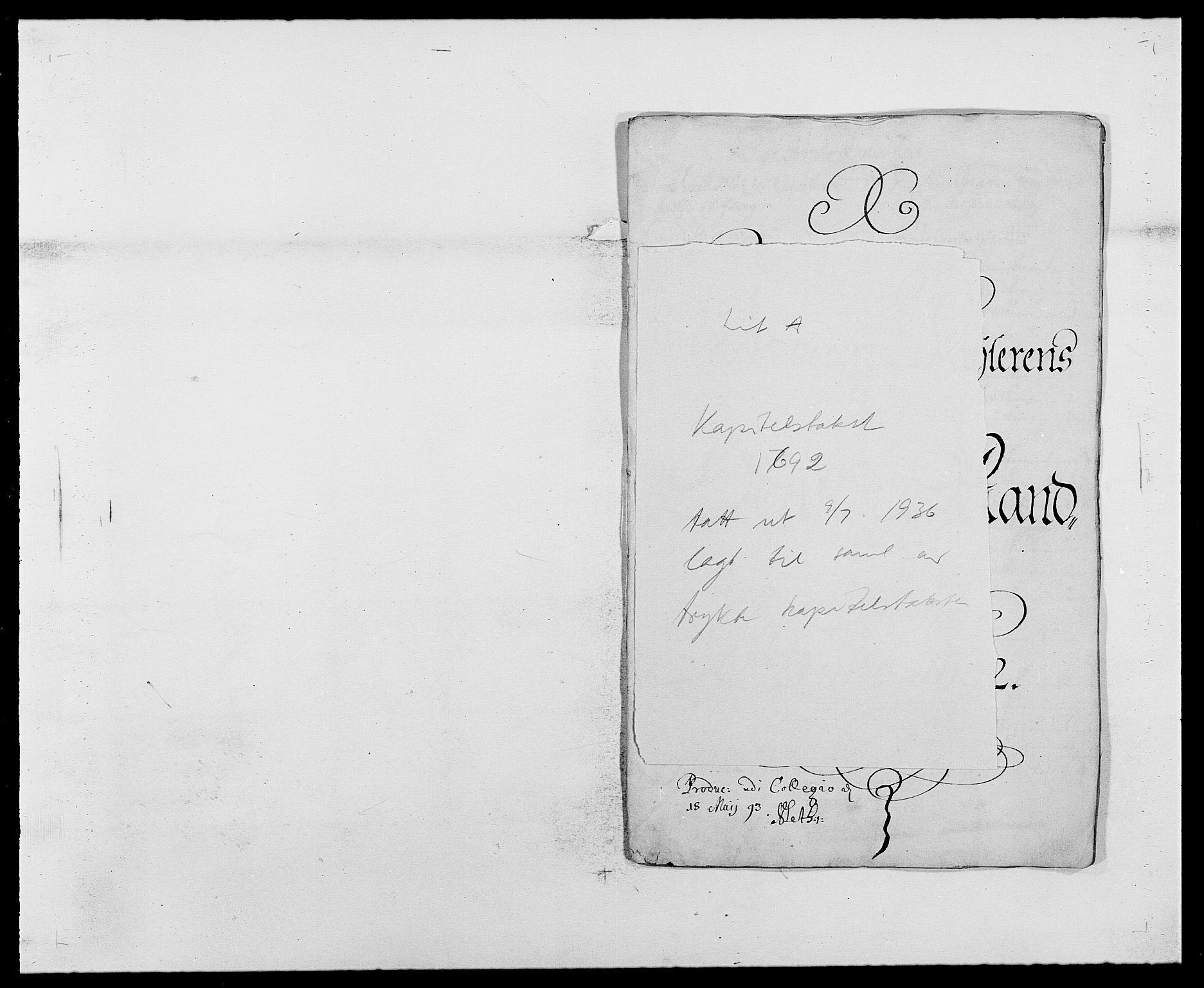 RA, Rentekammeret inntil 1814, Reviderte regnskaper, Fogderegnskap, R46/L2727: Fogderegnskap Jæren og Dalane, 1690-1693, s. 172