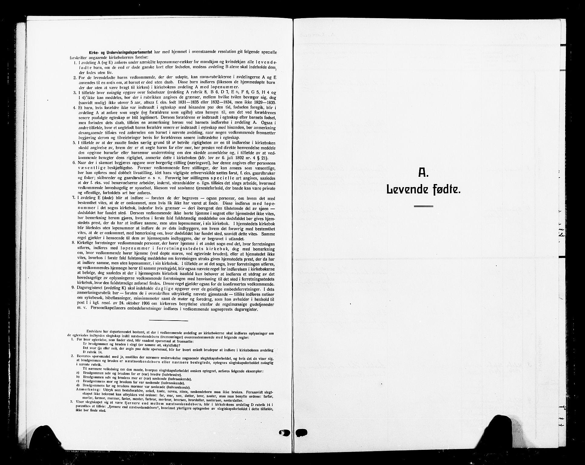 SAT, Ministerialprotokoller, klokkerbøker og fødselsregistre - Sør-Trøndelag, 618/L0453: Klokkerbok nr. 618C04, 1907-1925