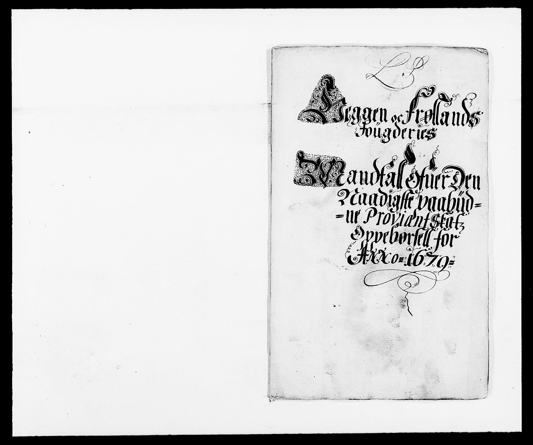 RA, Rentekammeret inntil 1814, Reviderte regnskaper, Fogderegnskap, R06/L0279: Fogderegnskap Heggen og Frøland, 1678-1680, s. 323