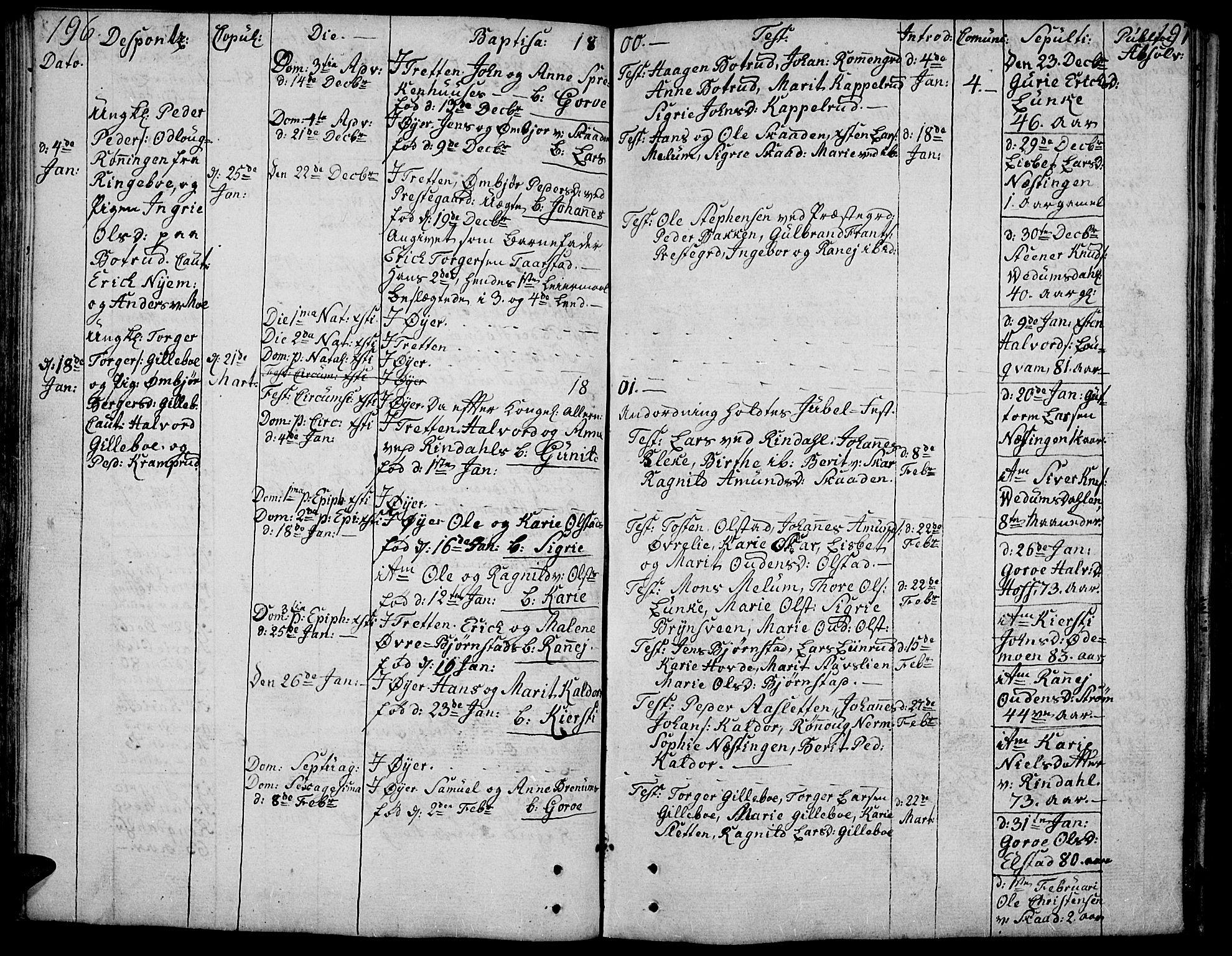 SAH, Øyer prestekontor, Ministerialbok nr. 3, 1784-1824, s. 196-197