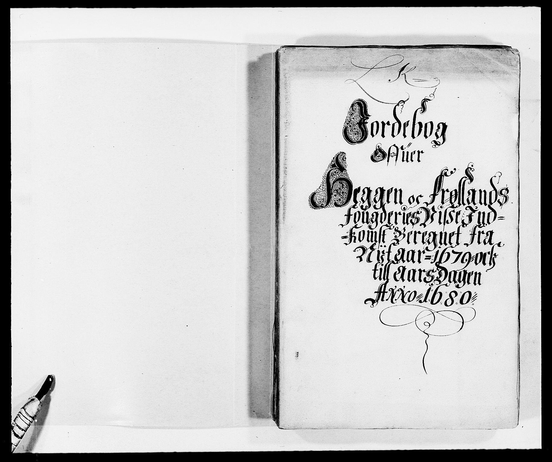 RA, Rentekammeret inntil 1814, Reviderte regnskaper, Fogderegnskap, R06/L0279: Fogderegnskap Heggen og Frøland, 1678-1680, s. 195