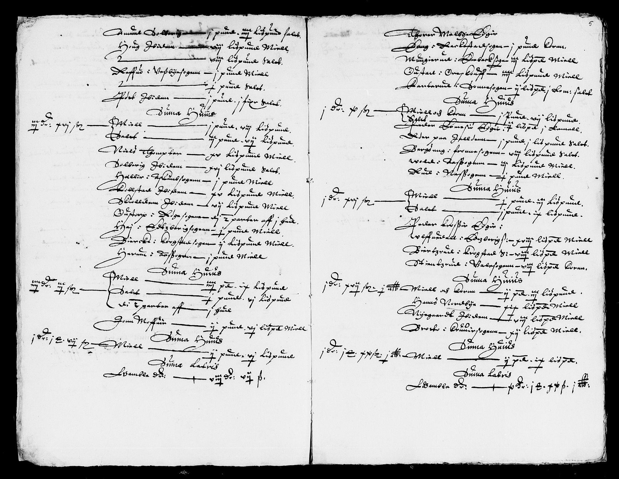 RA, Rentekammeret inntil 1814, Reviderte regnskaper, Lensregnskaper, R/Rb/Rba/L0036: Akershus len, 1614-1615