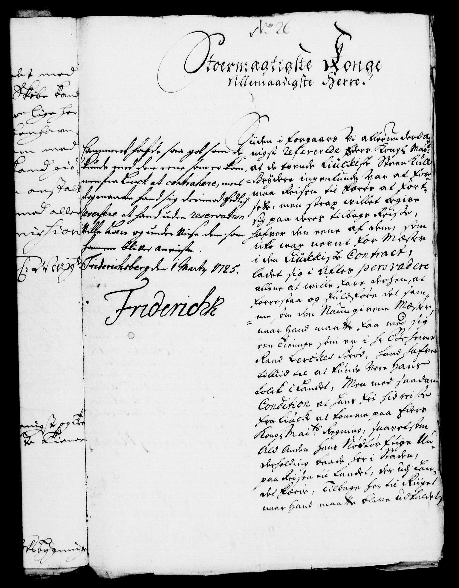 RA, Rentekammeret, Kammerkanselliet, G/Gf/Gfa/L0008: Norsk relasjons- og resolusjonsprotokoll (merket RK 52.8), 1725, s. 172