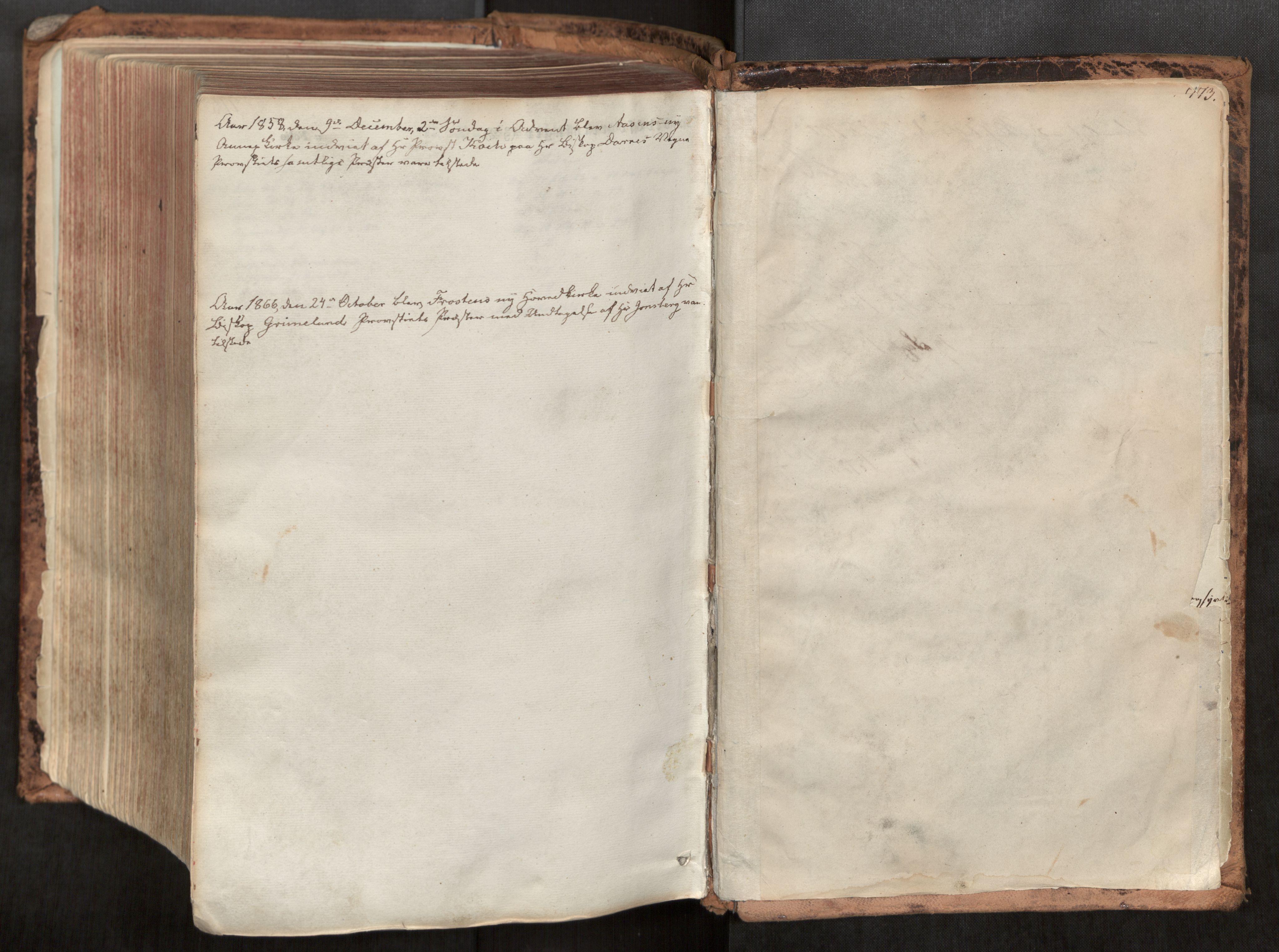 SAT, Ministerialprotokoller, klokkerbøker og fødselsregistre - Nord-Trøndelag, 713/L0116: Ministerialbok nr. 713A07, 1850-1877, s. 773