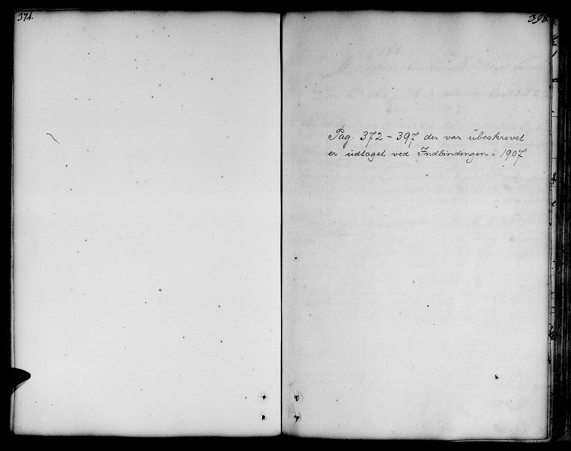 SAT, Ministerialprotokoller, klokkerbøker og fødselsregistre - Sør-Trøndelag, 606/L0280: Ministerialbok nr. 606A02 /1, 1781-1817, s. 371-398