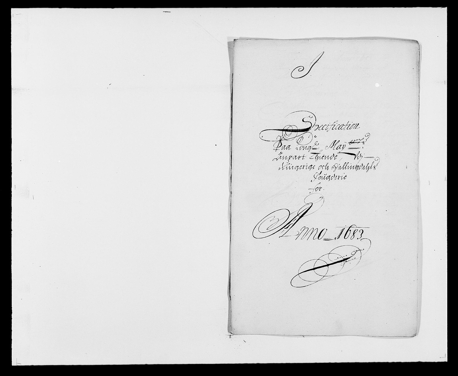 RA, Rentekammeret inntil 1814, Reviderte regnskaper, Fogderegnskap, R21/L1446: Fogderegnskap Ringerike og Hallingdal, 1683-1686, s. 123