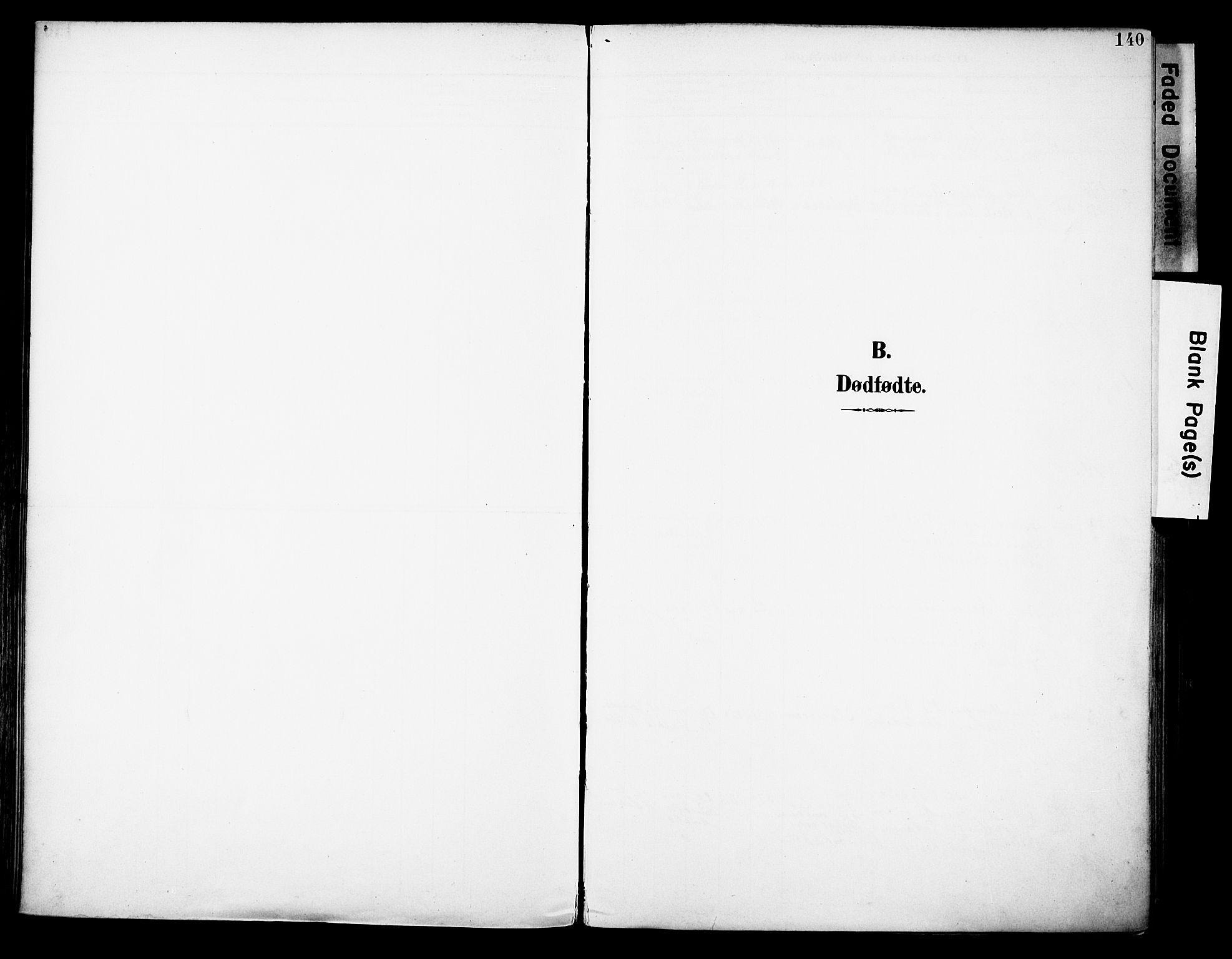 SAH, Vestre Toten prestekontor, Ministerialbok nr. 13, 1895-1911, s. 140