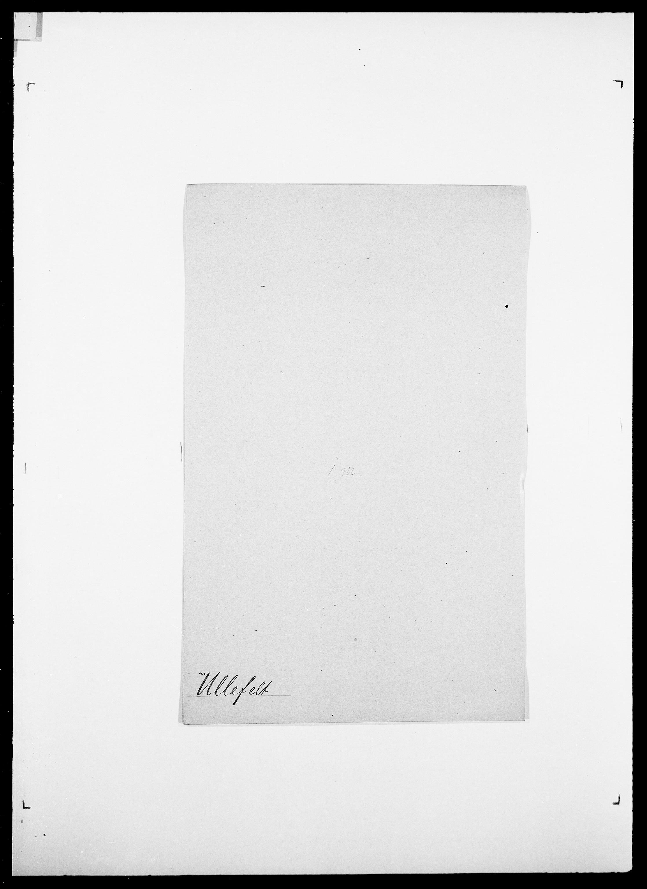 SAO, Delgobe, Charles Antoine - samling, D/Da/L0039: Thorsen - Urup, s. 665