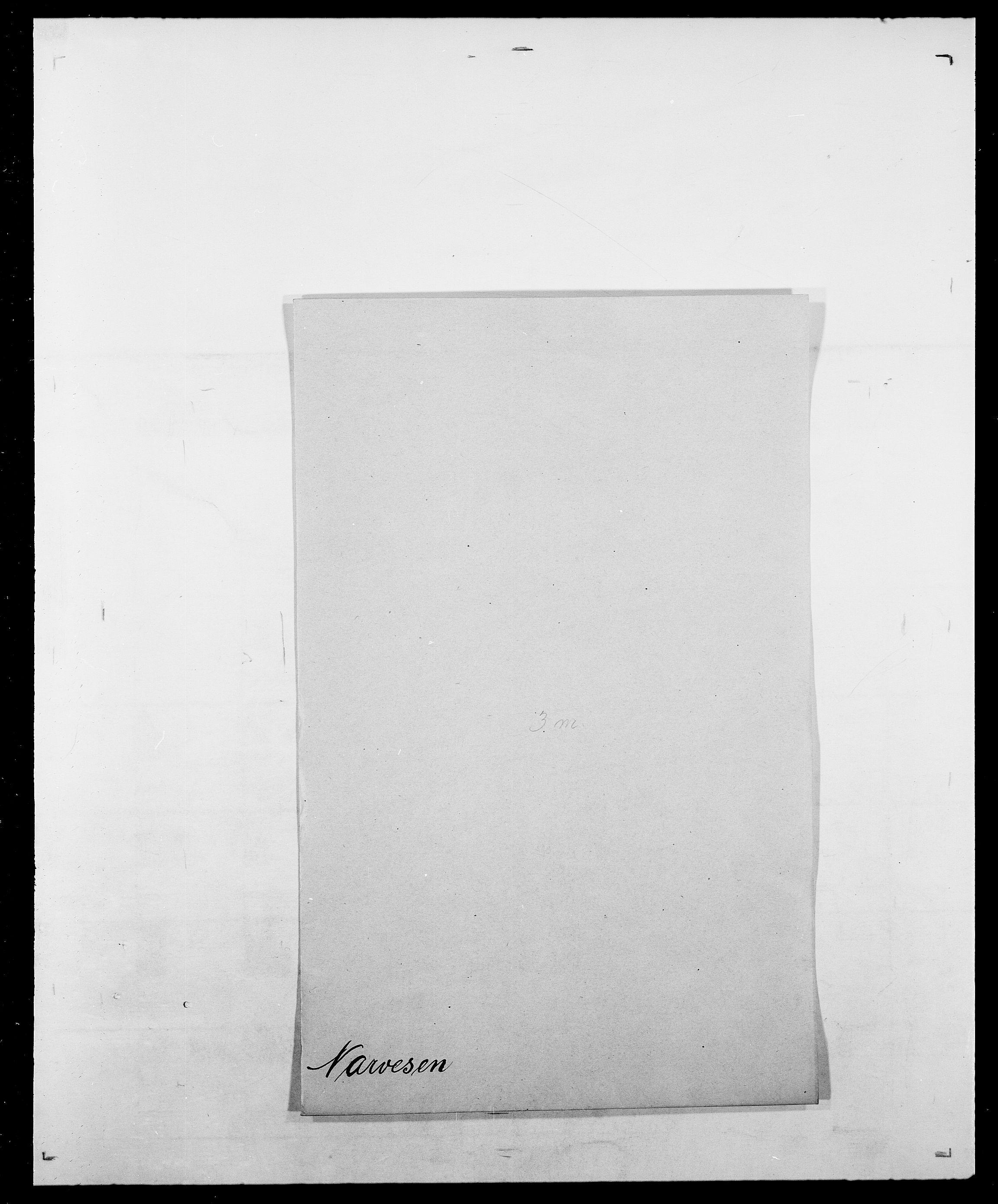 SAO, Delgobe, Charles Antoine - samling, D/Da/L0028: Naaden - Nøvik, s. 56