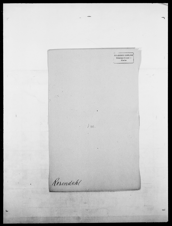 SAO, Delgobe, Charles Antoine - samling, D/Da/L0033: Roald - Røyem, s. 223
