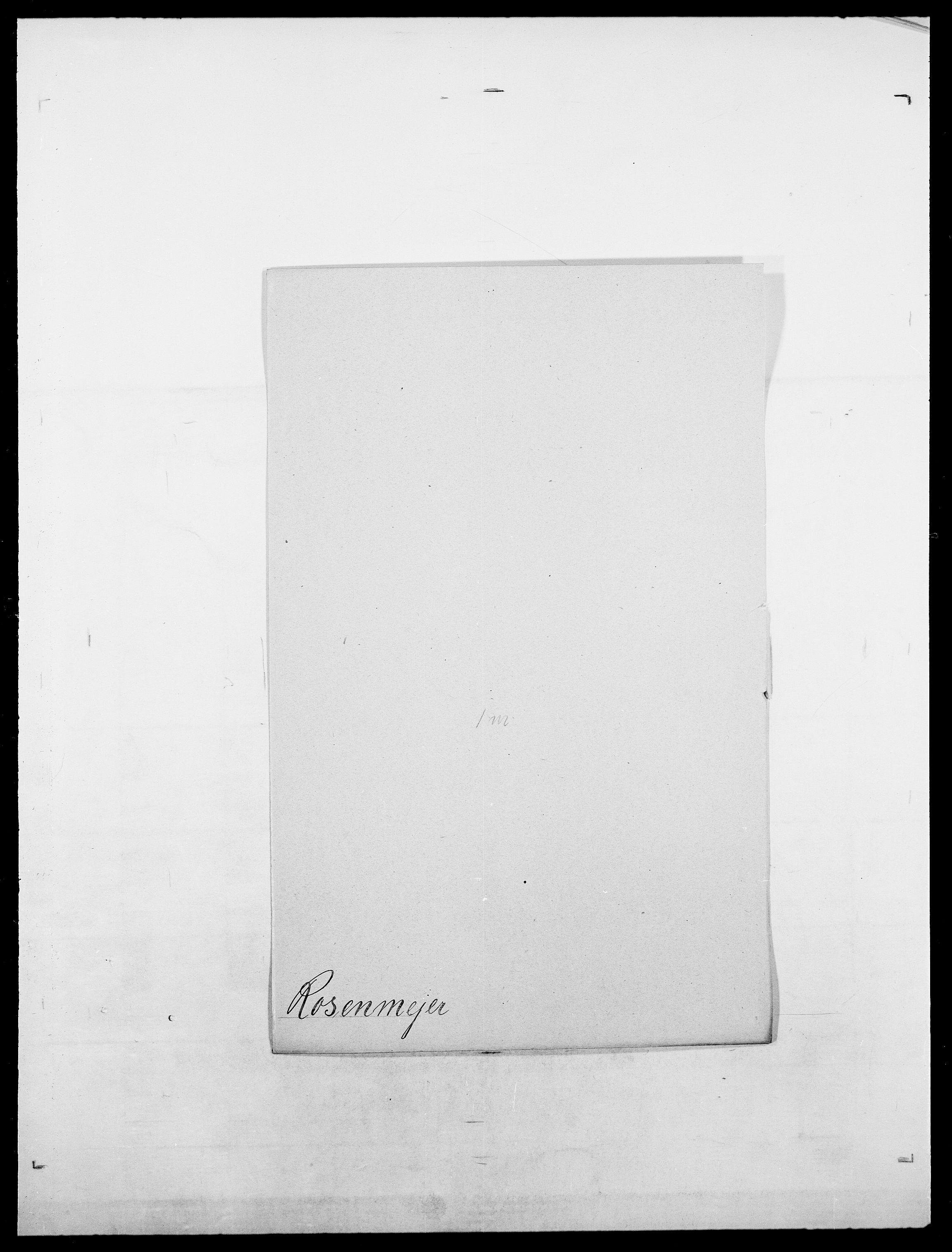 SAO, Delgobe, Charles Antoine - samling, D/Da/L0033: Roald - Røyem, s. 264