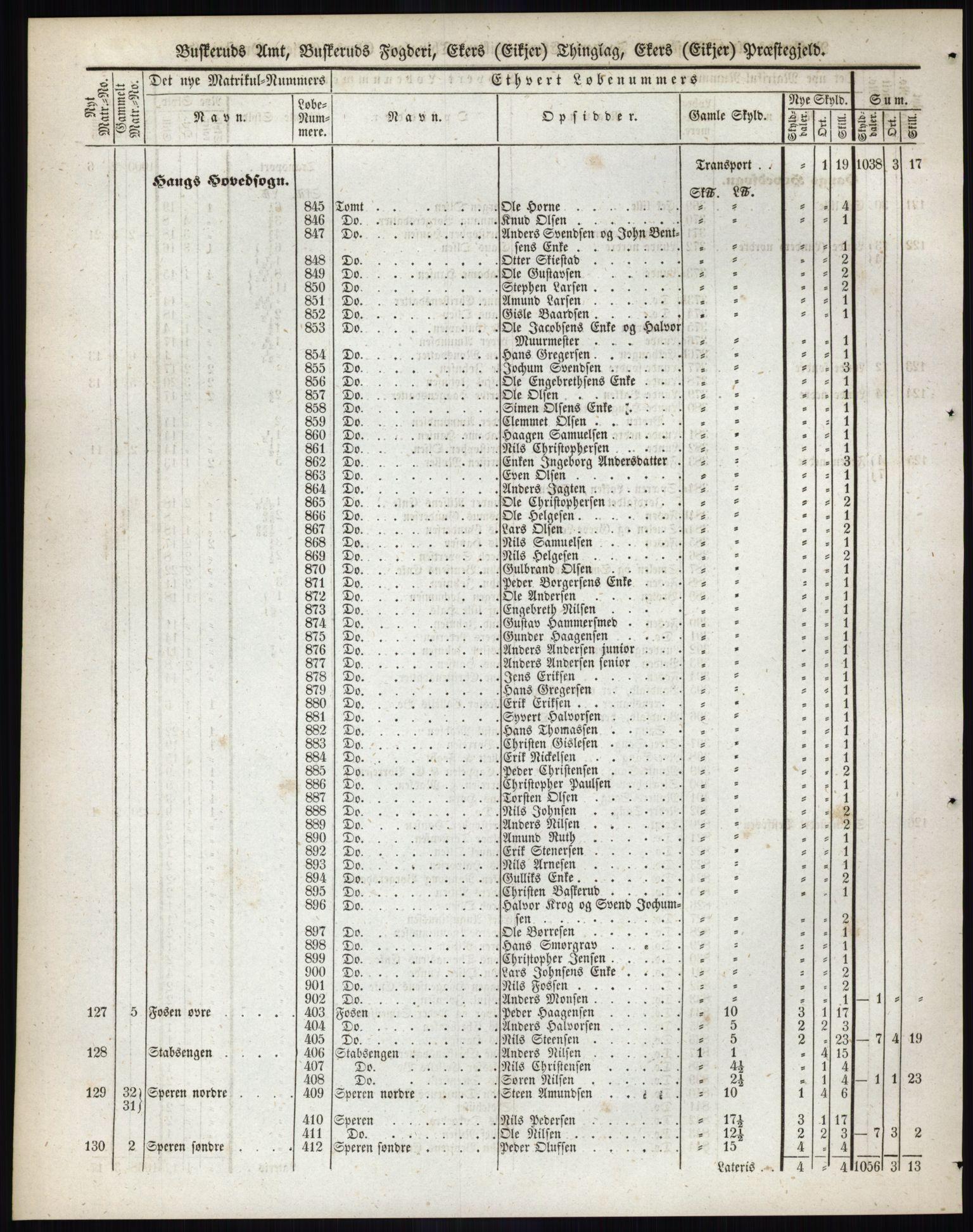 PUBL, Andre publikasjoner, -/Bind 5: Buskerud amt, 1838, s. 87