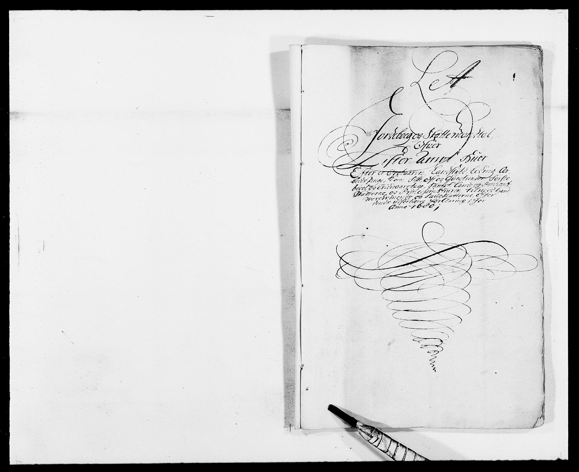 RA, Rentekammeret inntil 1814, Reviderte regnskaper, Fogderegnskap, R41/L2531: Fogderegnskap Lista, 1680-1682, s. 4