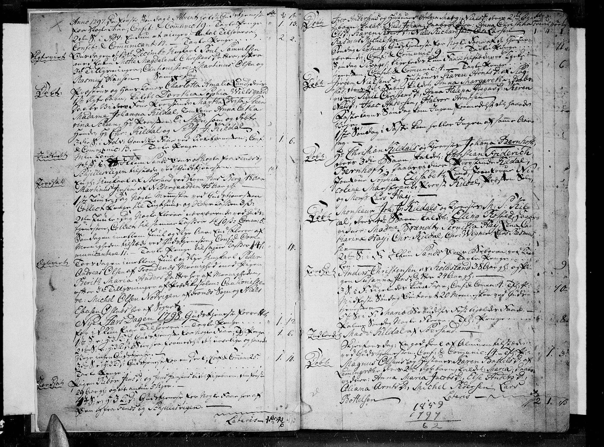 SATØ, Trondenes sokneprestkontor, H/Ha/L0004kirke: Ministerialbok nr. 4, 1797-1820, s. 2