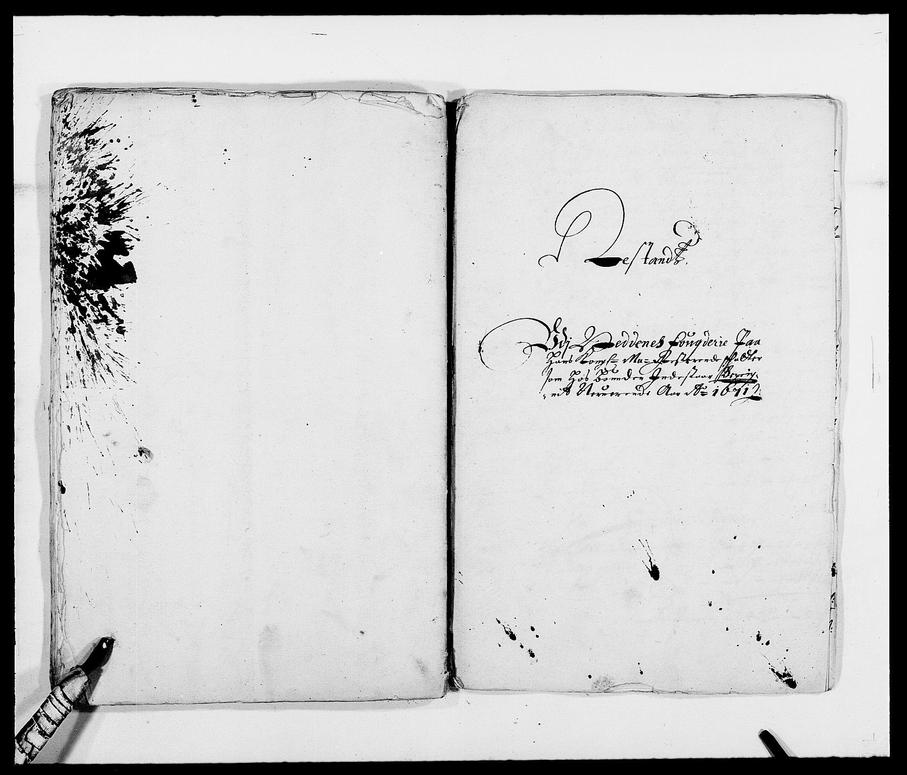 RA, Rentekammeret inntil 1814, Reviderte regnskaper, Fogderegnskap, R39/L2299: Fogderegnskap Nedenes, 1670-1671, s. 277
