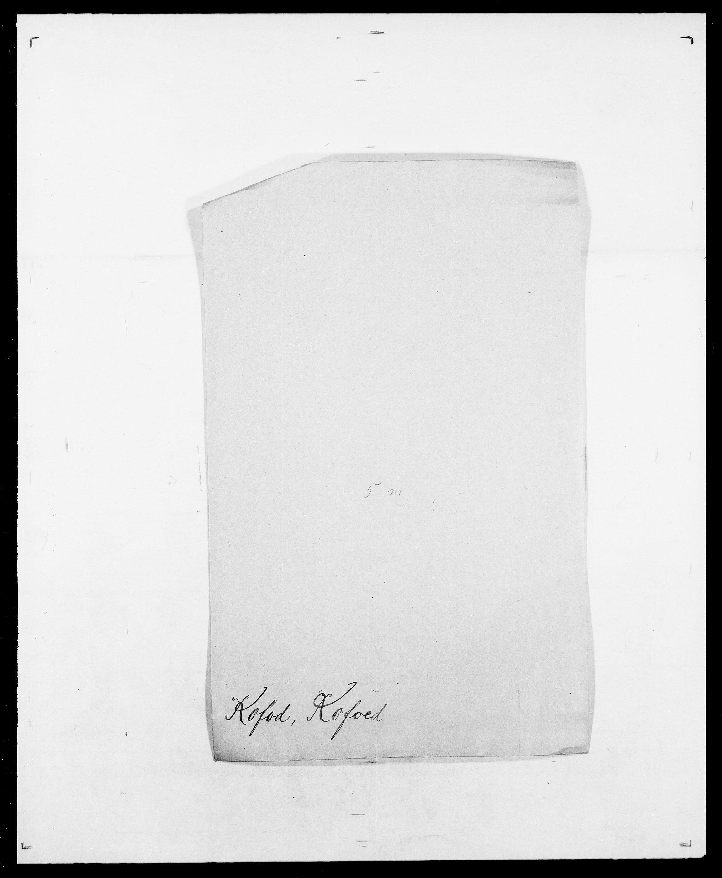 SAO, Delgobe, Charles Antoine - samling, D/Da/L0021: Klagenberg - Kristoft, s. 460