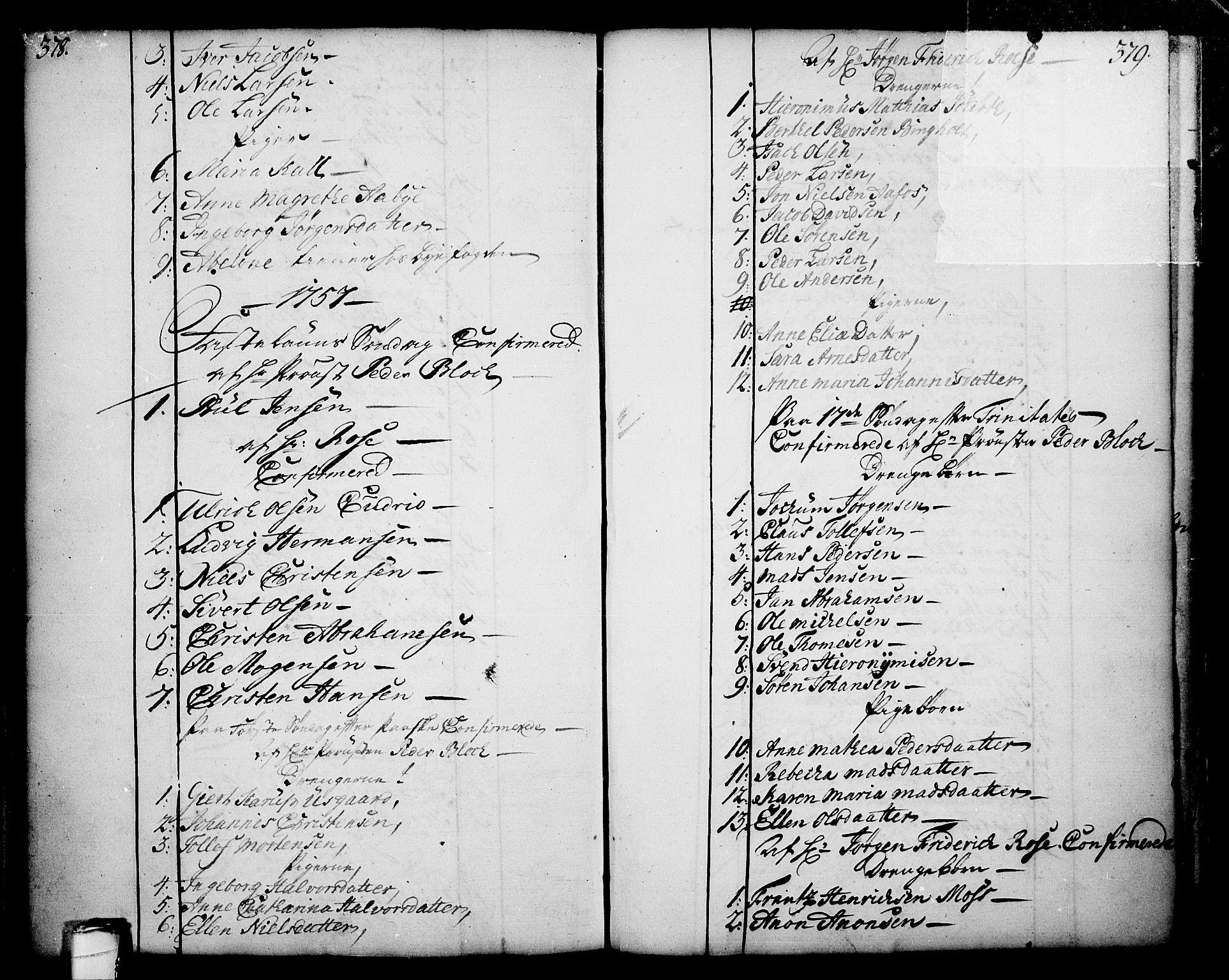 SAKO, Skien kirkebøker, F/Fa/L0003: Ministerialbok nr. 3, 1755-1791, s. 378-379