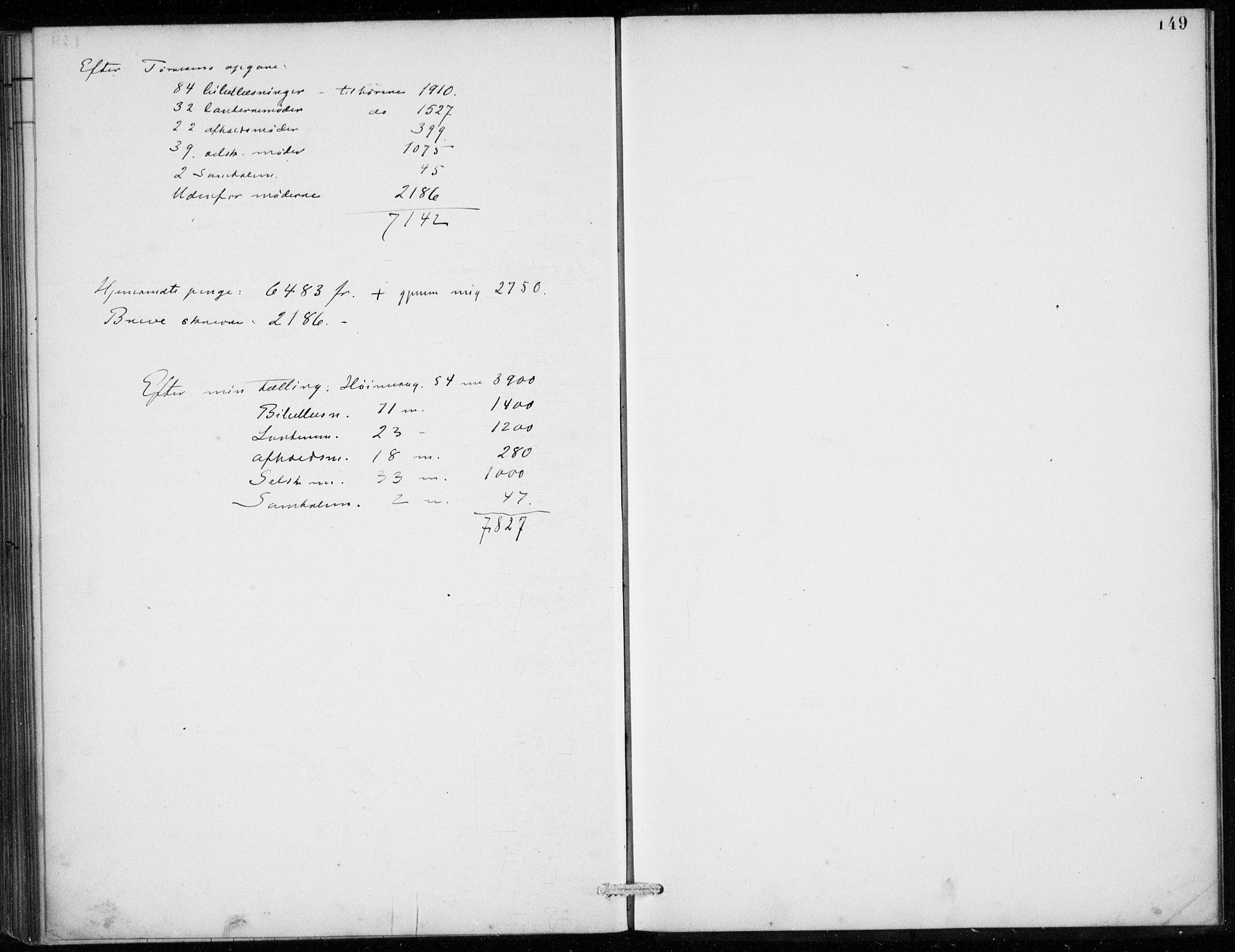 SAB, Den Norske Sjømannsmisjon i utlandet*, Ministerialbok nr. A 2, 1887-1913, s. 149
