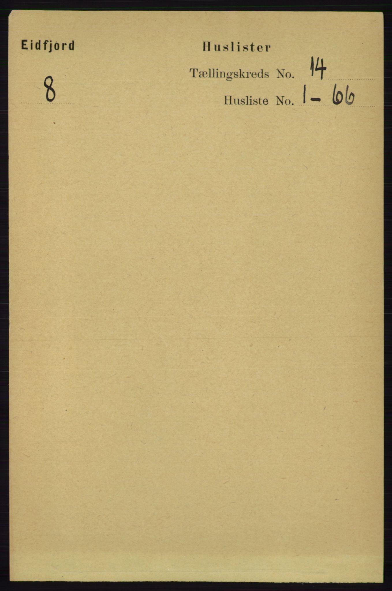RA, Folketelling 1891 for 1233 Ulvik herred, 1891, s. 4206