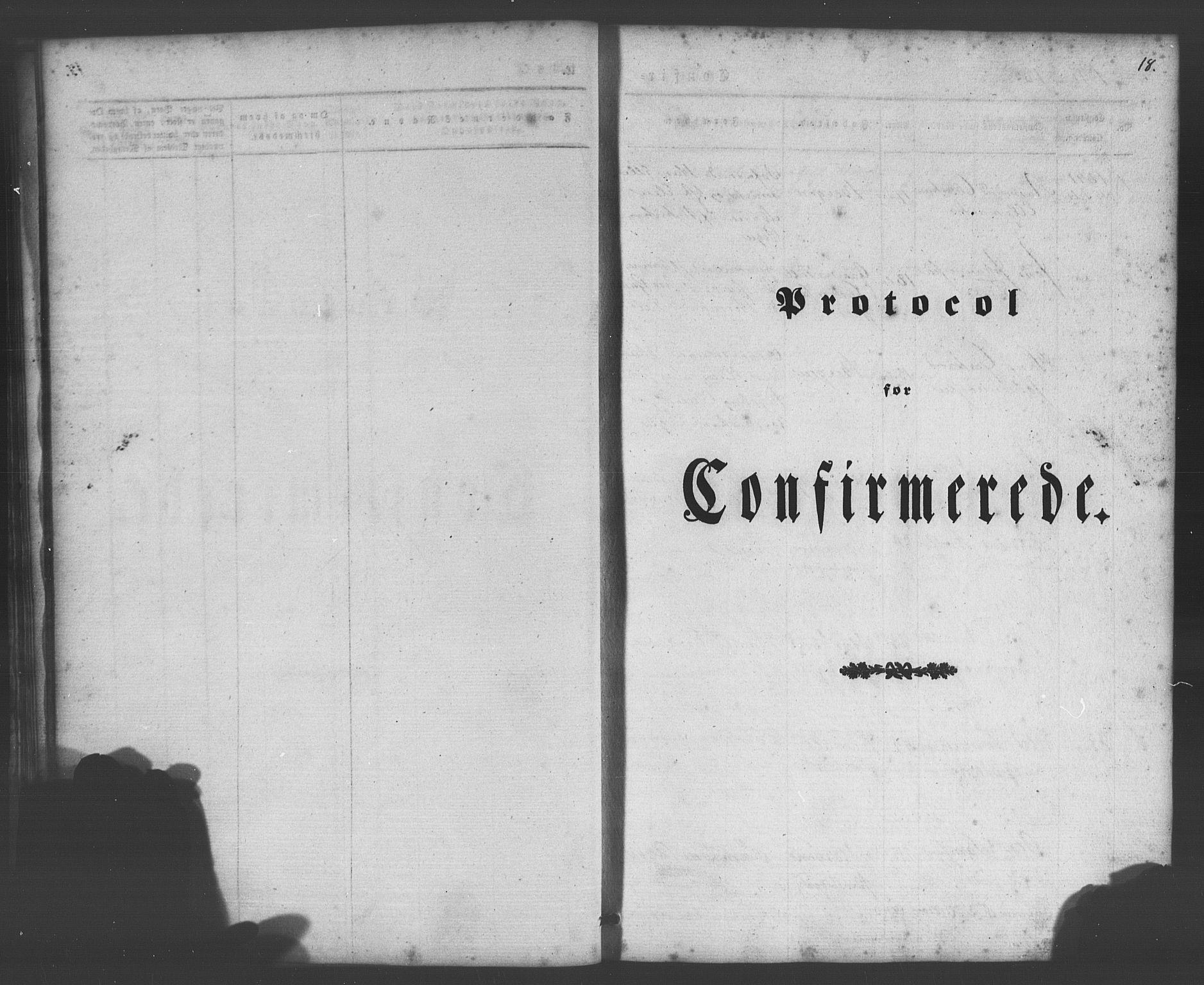 SAB, Bergens strafanstalts sokneprestembete*, Ministerialbok nr. A 1, 1841-1884, s. 18
