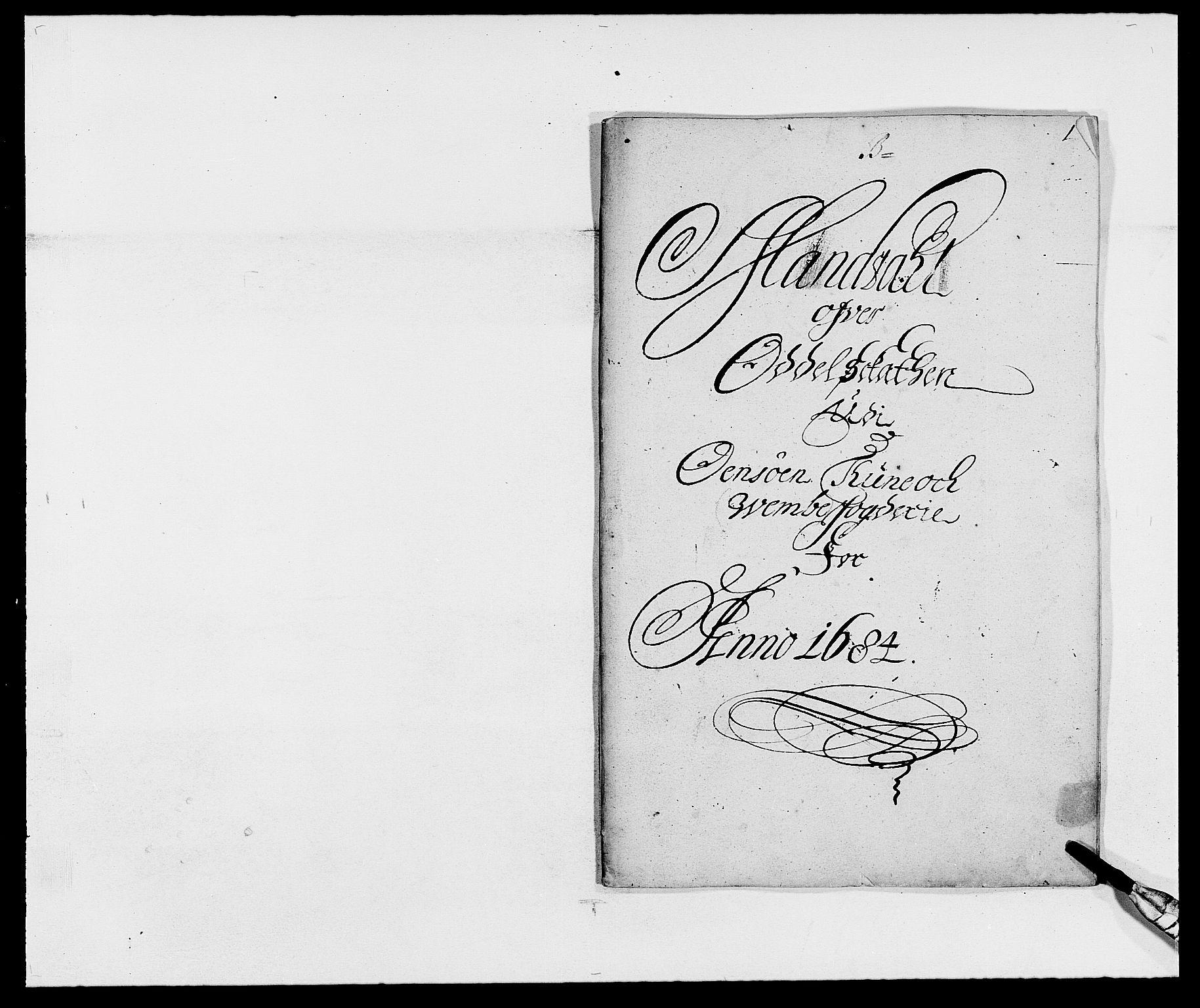 RA, Rentekammeret inntil 1814, Reviderte regnskaper, Fogderegnskap, R03/L0115: Fogderegnskap Onsøy, Tune, Veme og Åbygge fogderi, 1684-1689, s. 98